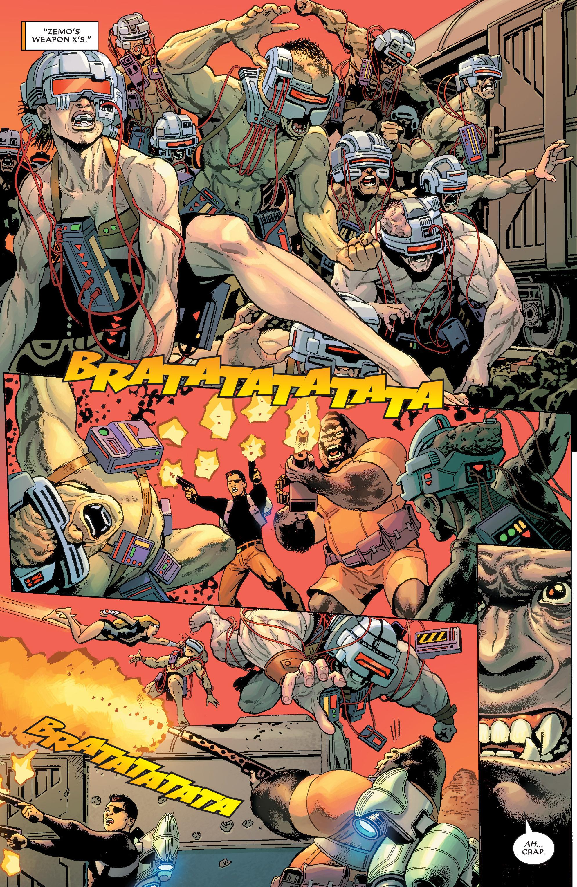 Read online Secret Wars: Agents of Atlas comic -  Issue # Full - 11