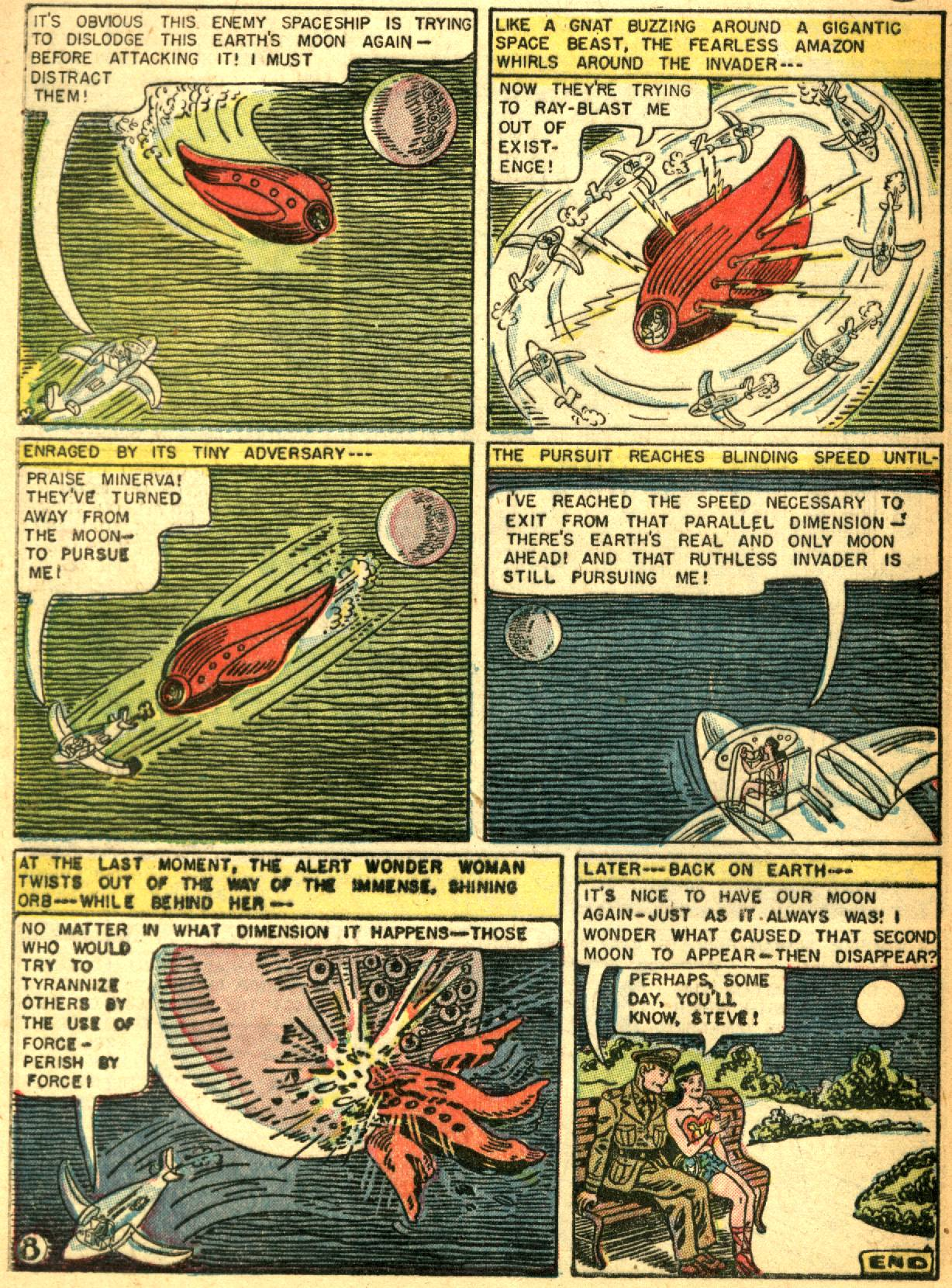 Read online Wonder Woman (1942) comic -  Issue #73 - 32