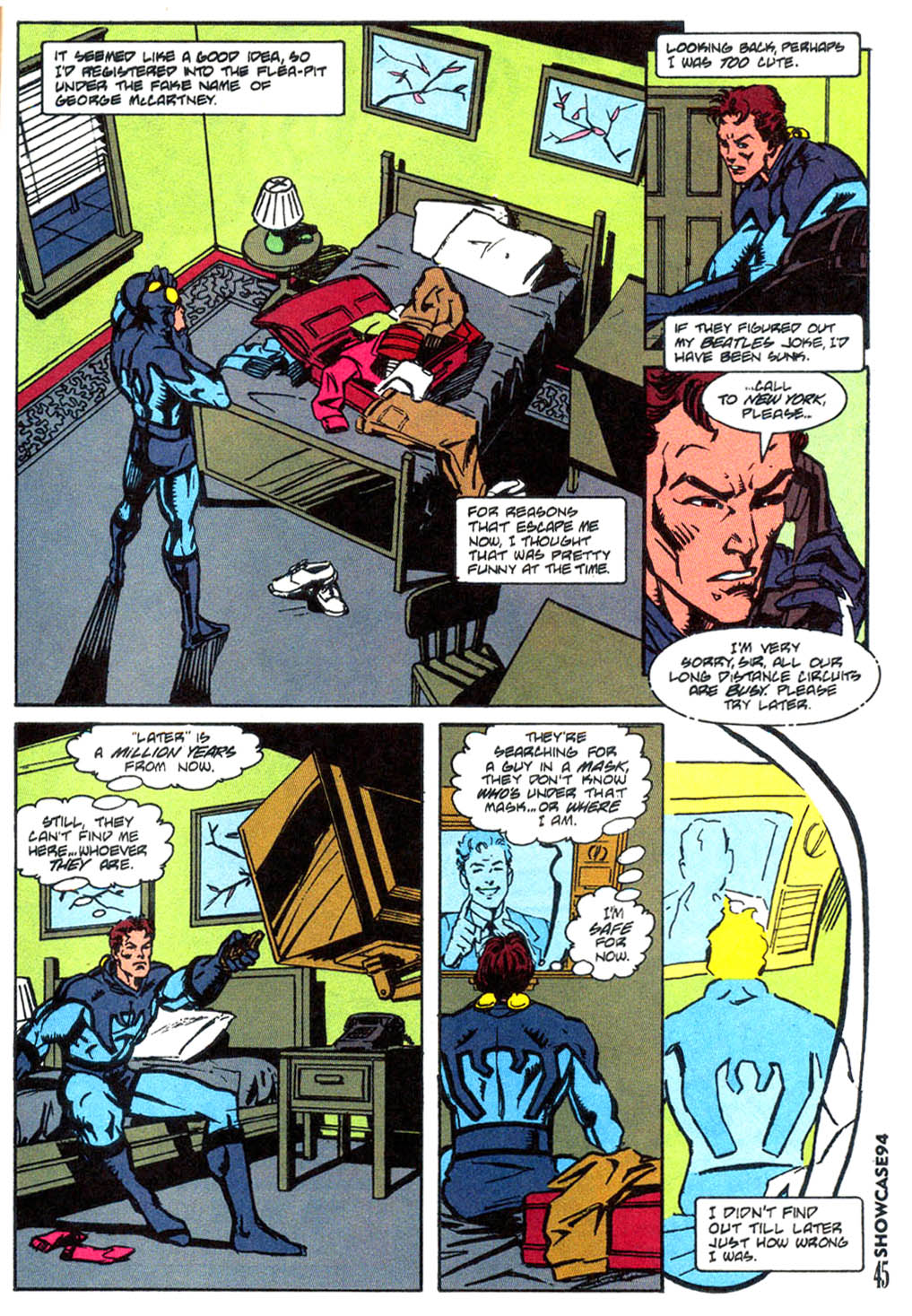 Read online Showcase '94 comic -  Issue #2 - 37
