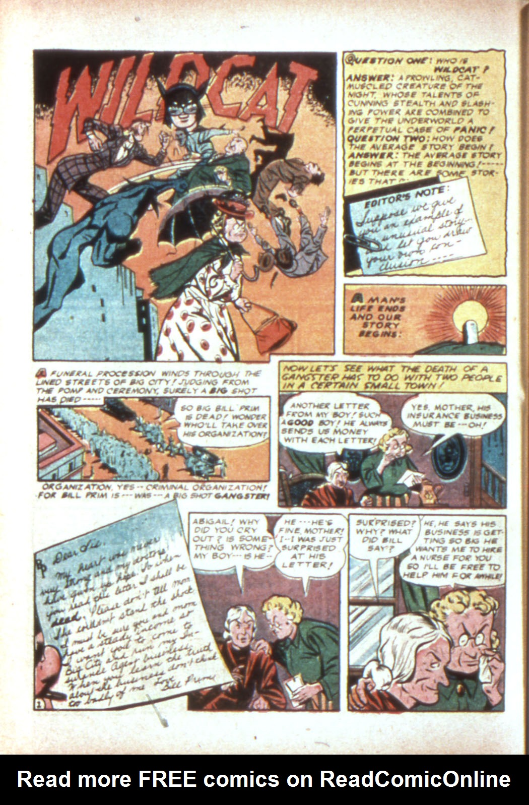 Read online Sensation (Mystery) Comics comic -  Issue #19 - 50