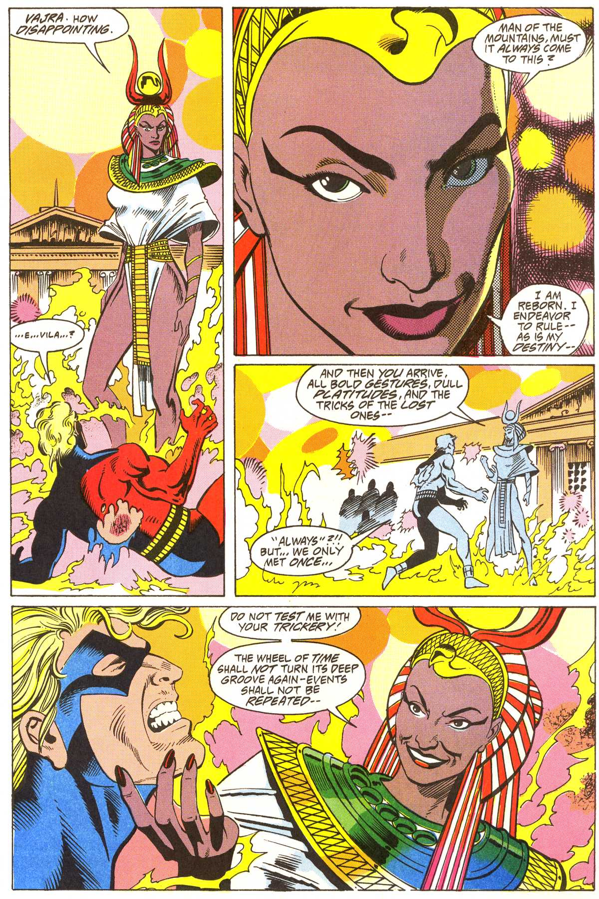 Read online Peter Cannon--Thunderbolt (1992) comic -  Issue #3 - 22