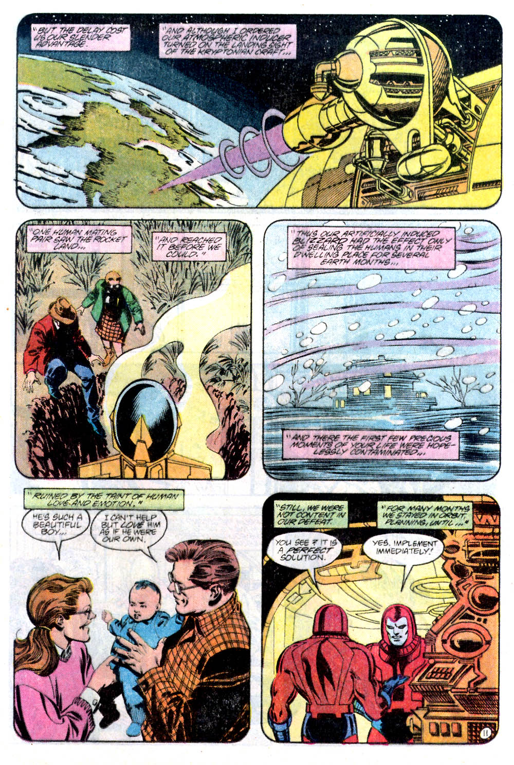 Read online Adventures of Superman (1987) comic -  Issue #436 - 12