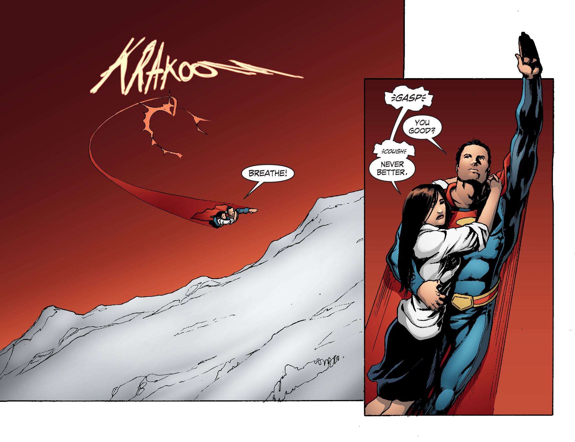 Read online Smallville: Chaos [II] comic -  Issue #5 - 17