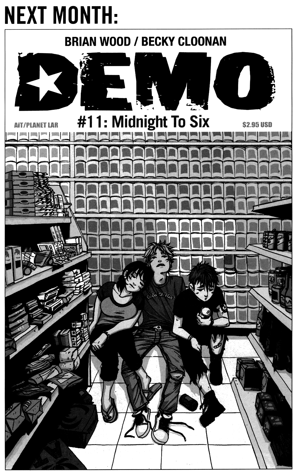 Read online Demo comic -  Issue #10 - 34