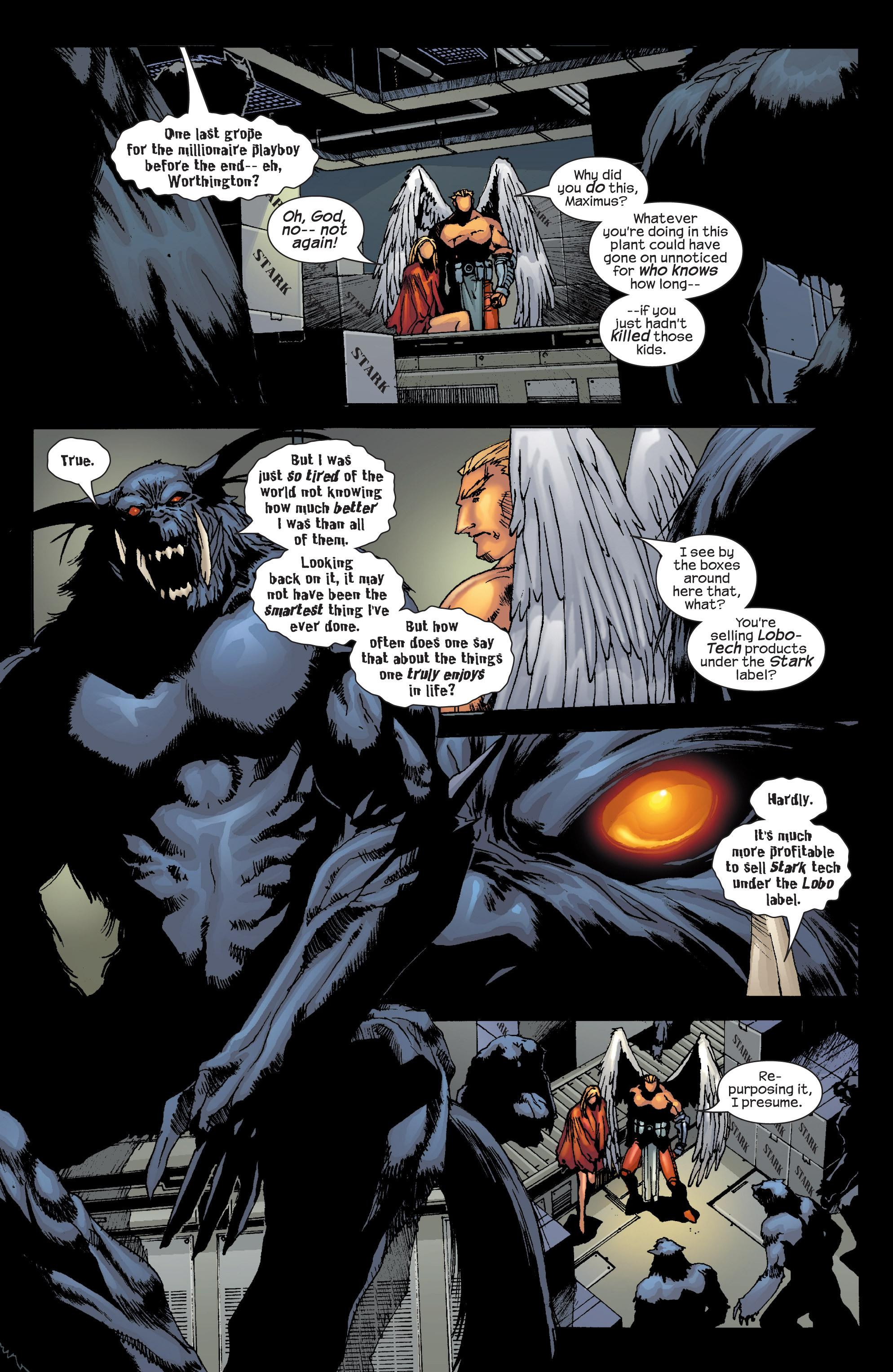 Read online Uncanny X-Men (1963) comic -  Issue #420 - 16
