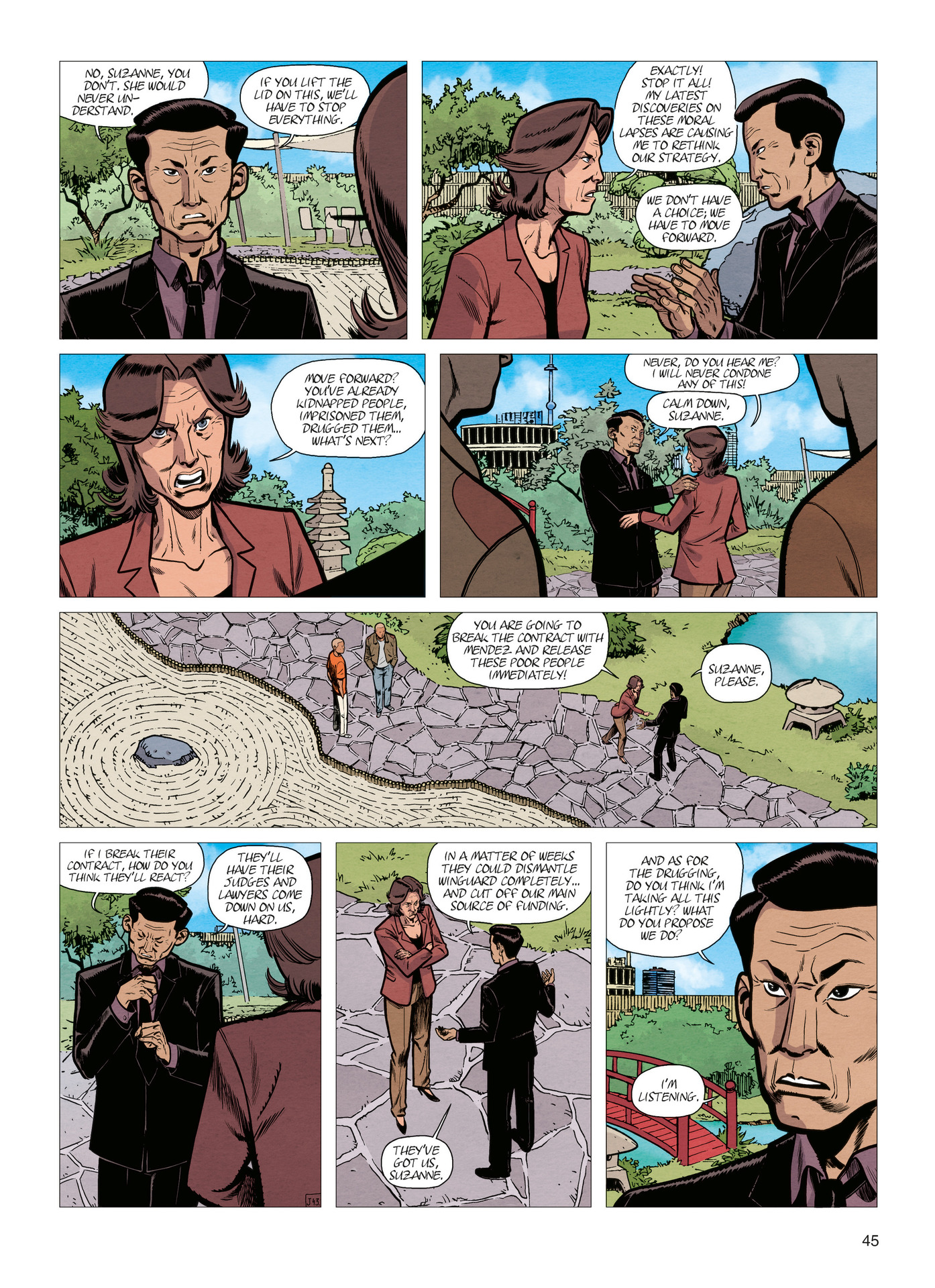 Read online Alter Ego comic -  Issue #4 - 47