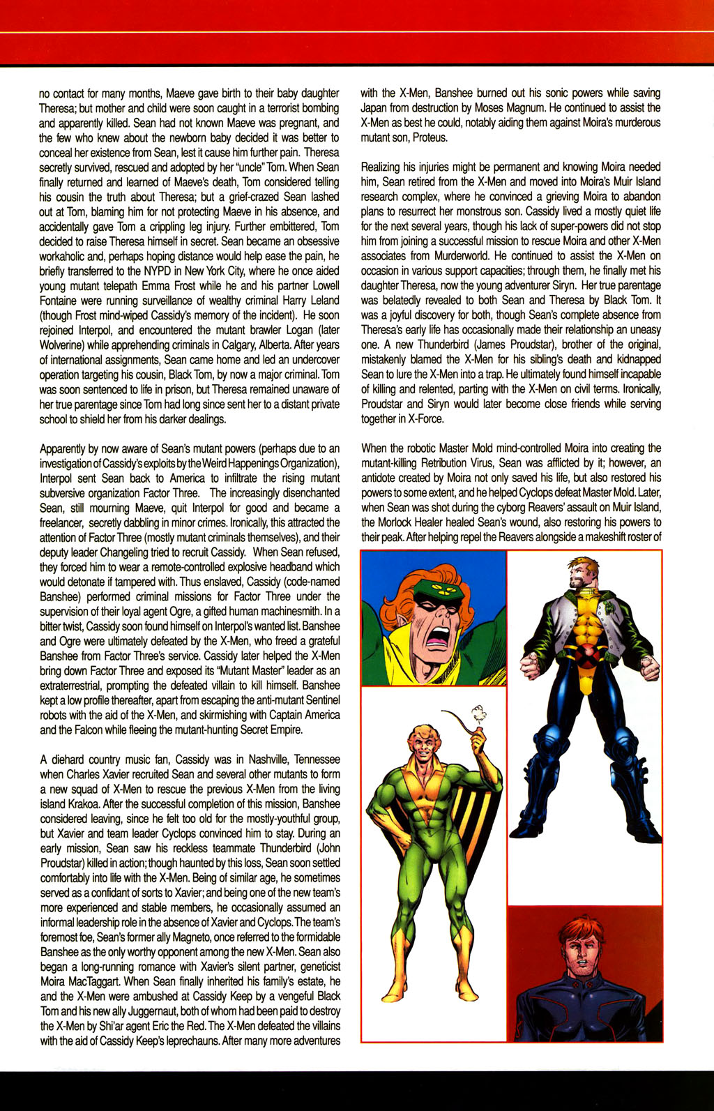 Read online All-New Official Handbook of the Marvel Universe A to Z comic -  Issue #1 - 55
