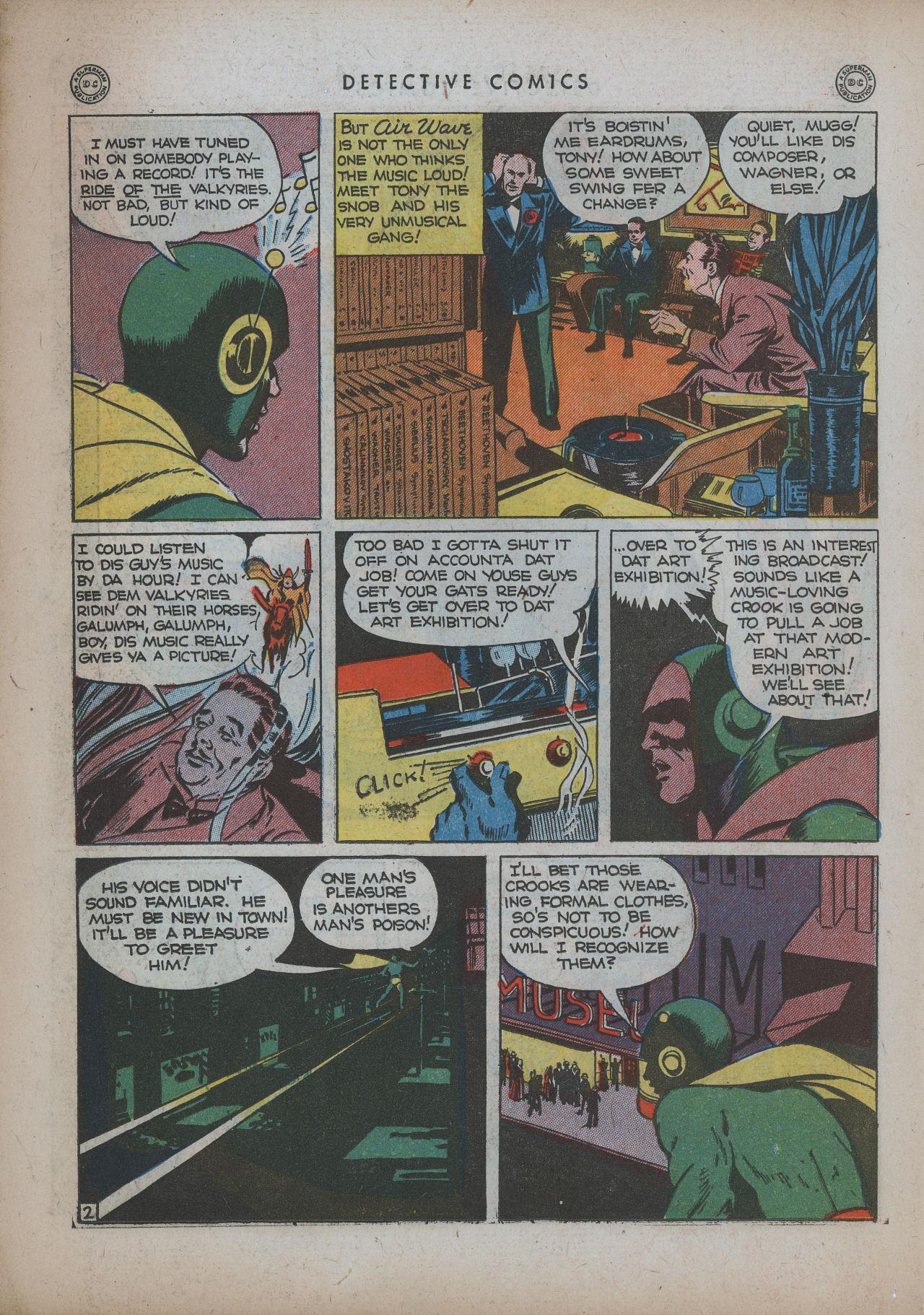 Read online Detective Comics (1937) comic -  Issue #94 - 32