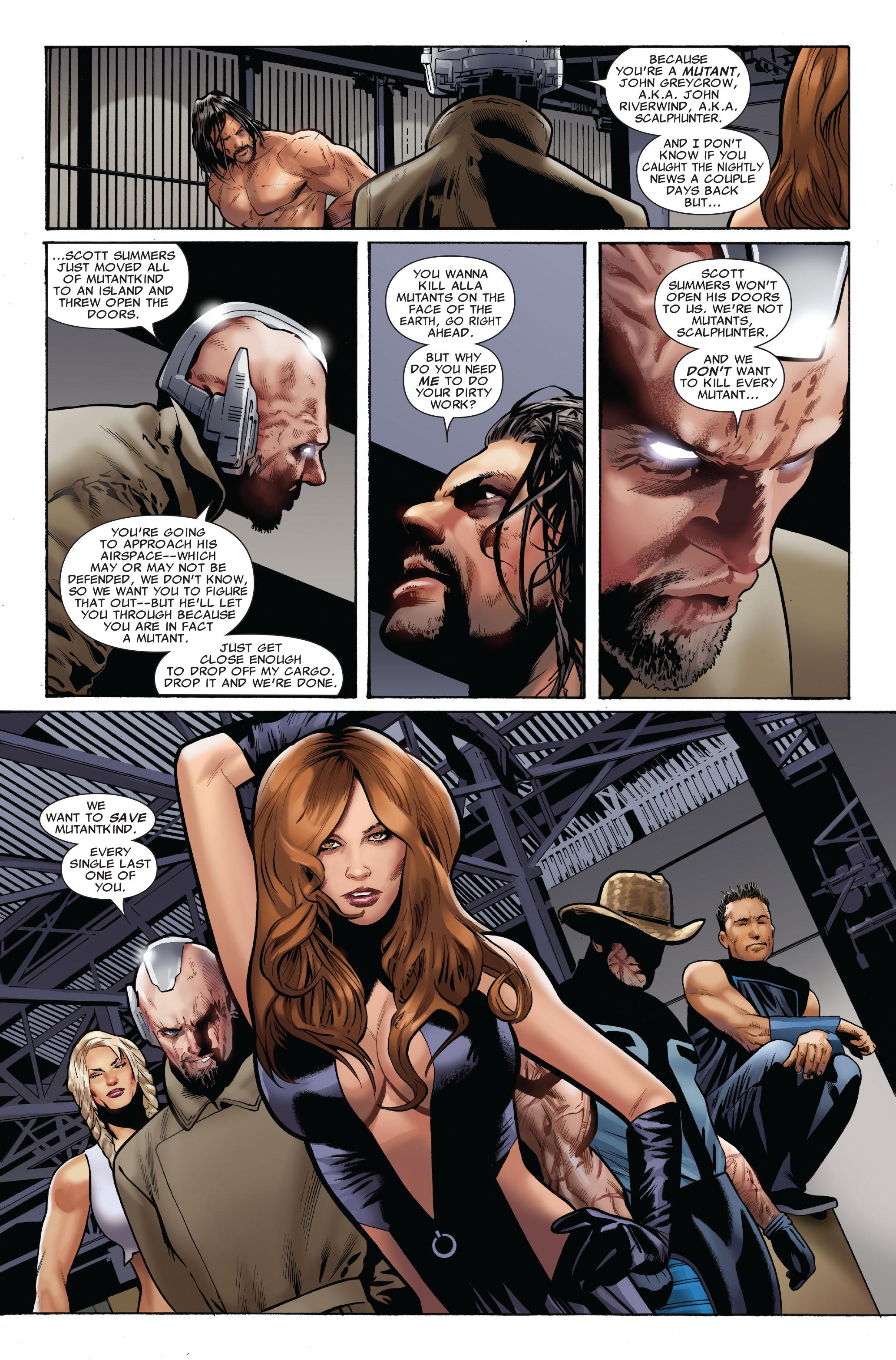 Read online Uncanny X-Men (1963) comic -  Issue #516 - 15