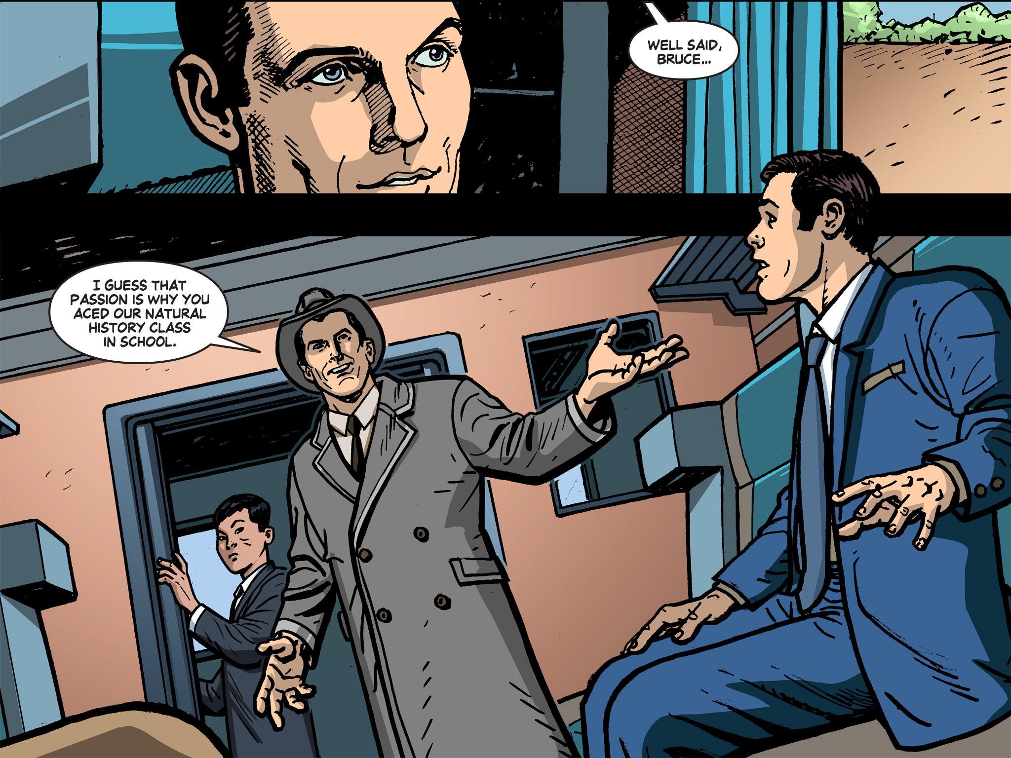 Read online Batman '66 Meets the Green Hornet [II] comic -  Issue #1 - 39