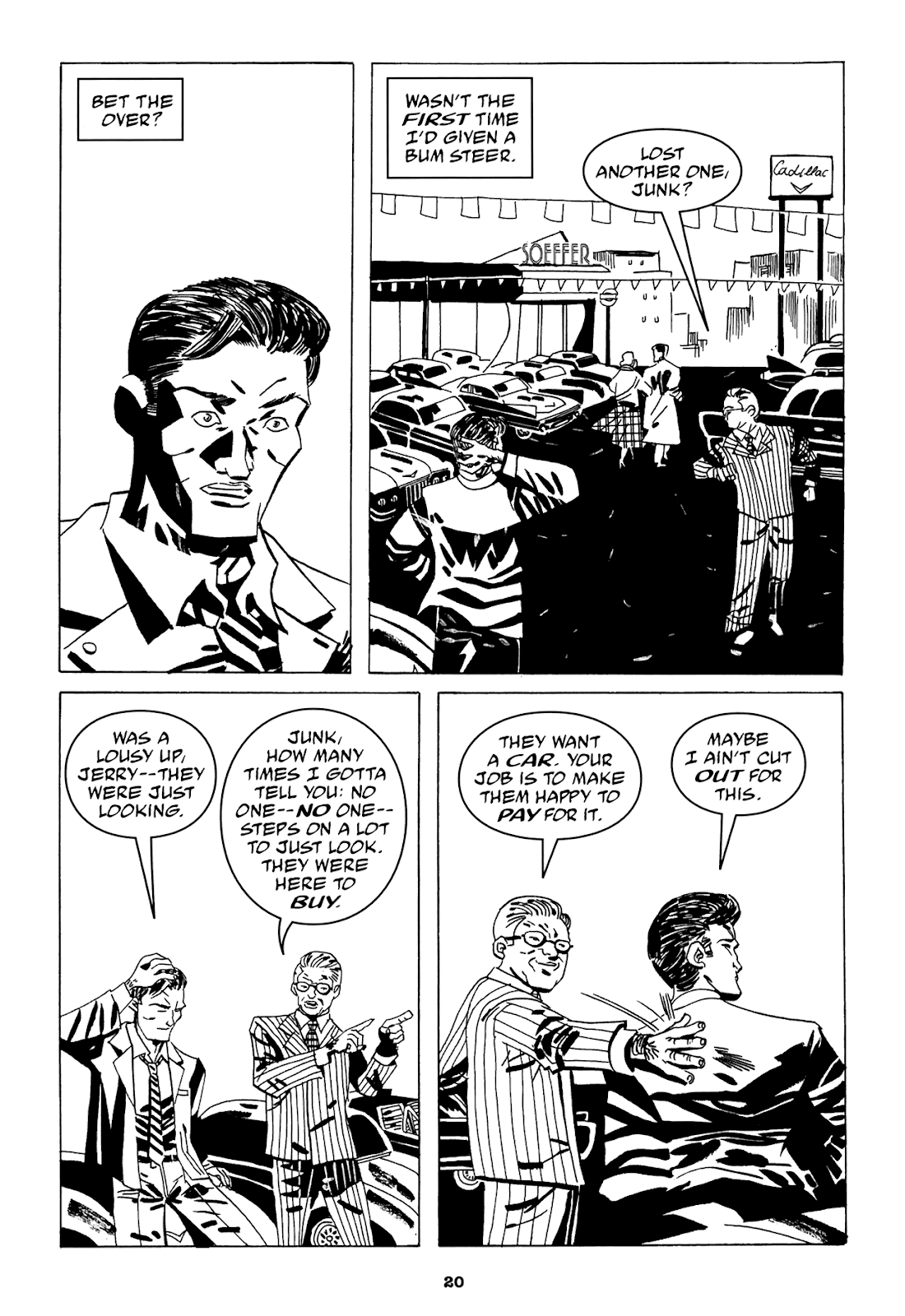Read online Filthy Rich comic -  Issue # TPB (Part 1) - 22