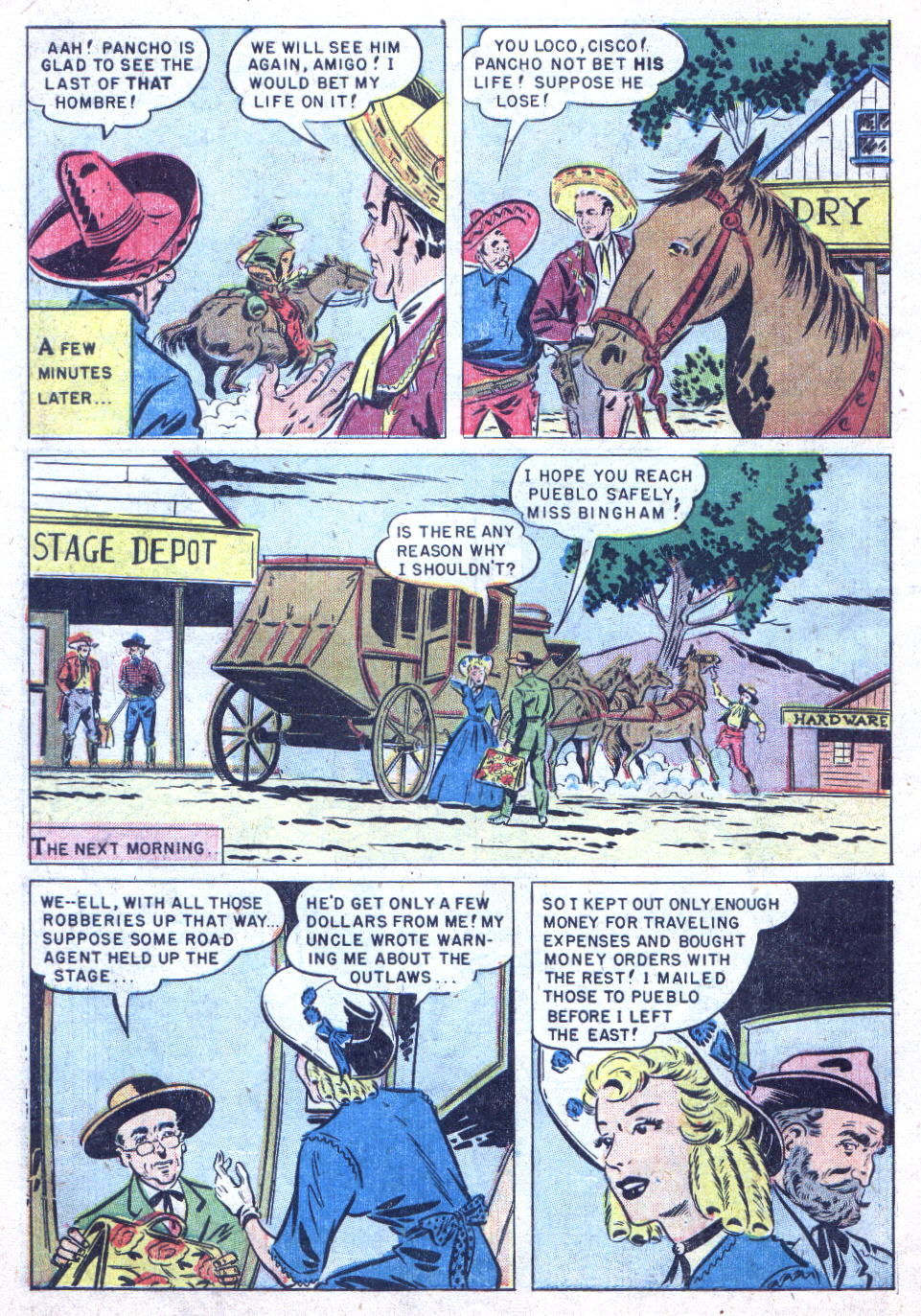 Four Color Comics issue 292 - Page 10