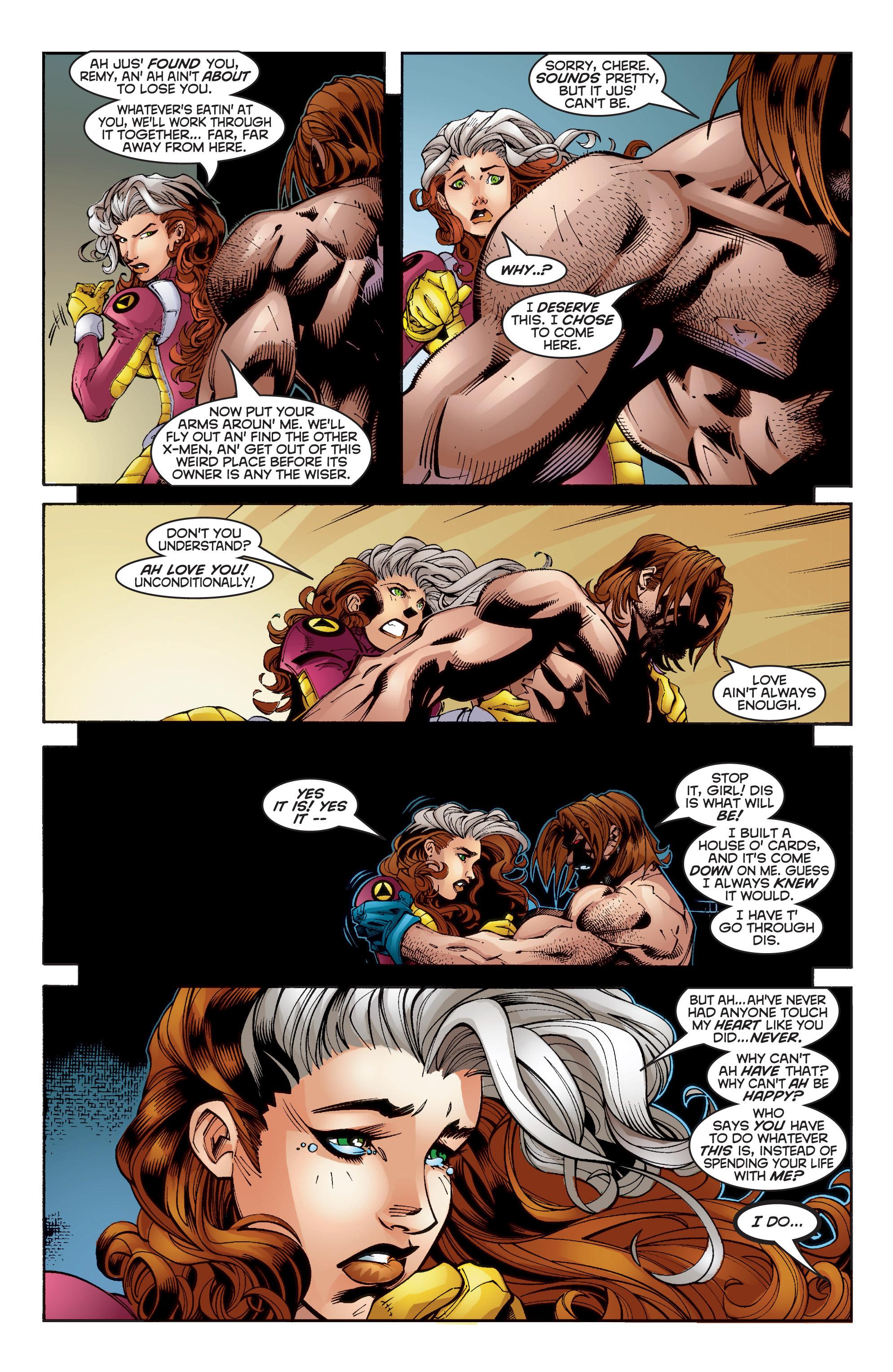 Read online Uncanny X-Men (1963) comic -  Issue #350 - 22
