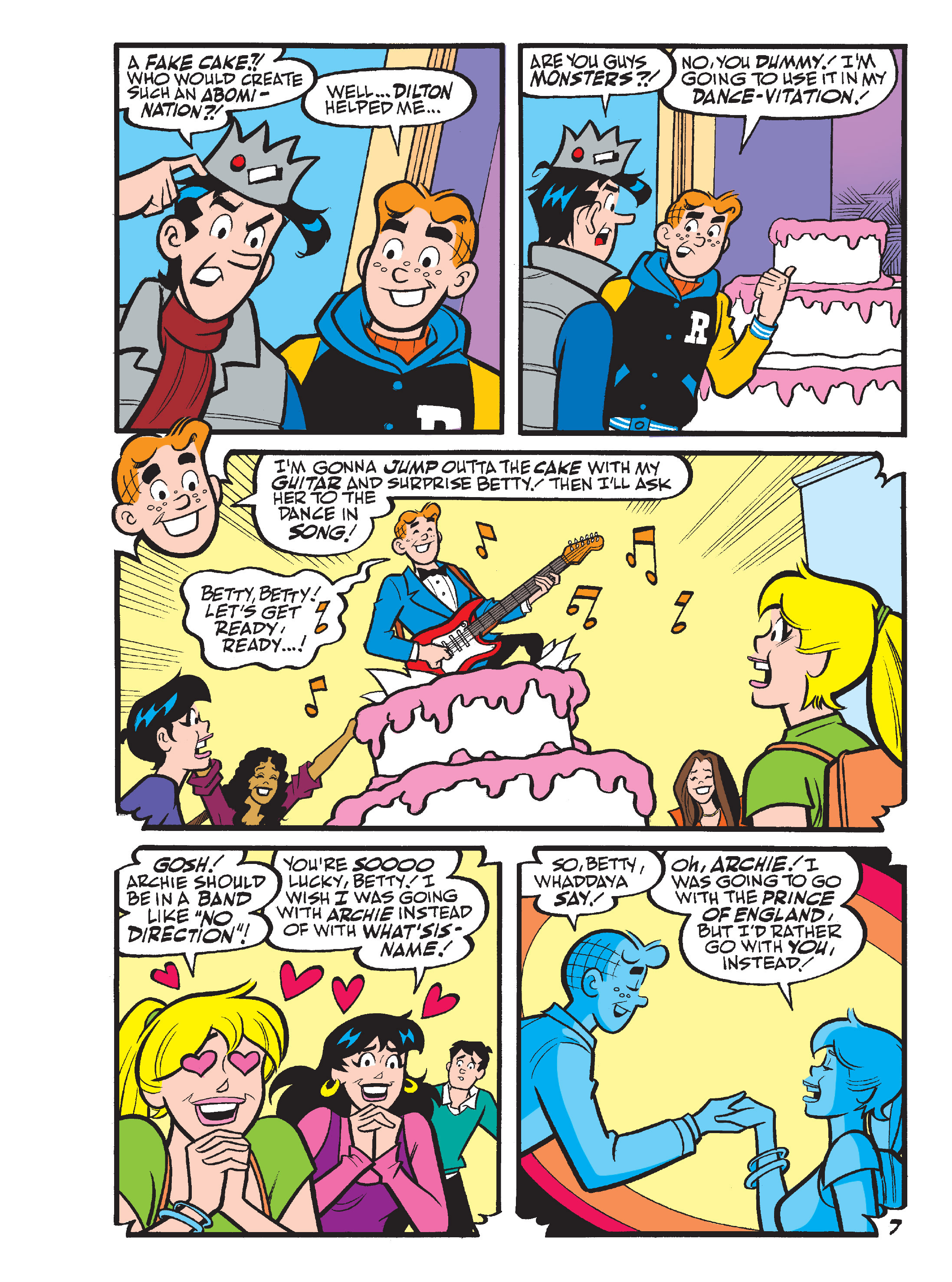 Read online World of Archie Double Digest comic -  Issue #55 - 8