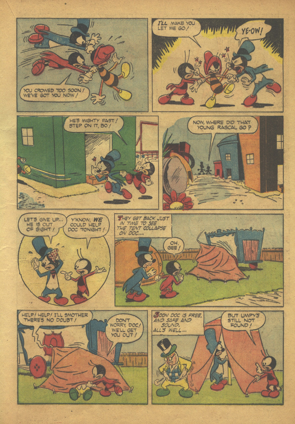 Walt Disney's Comics and Stories issue 103 - Page 25