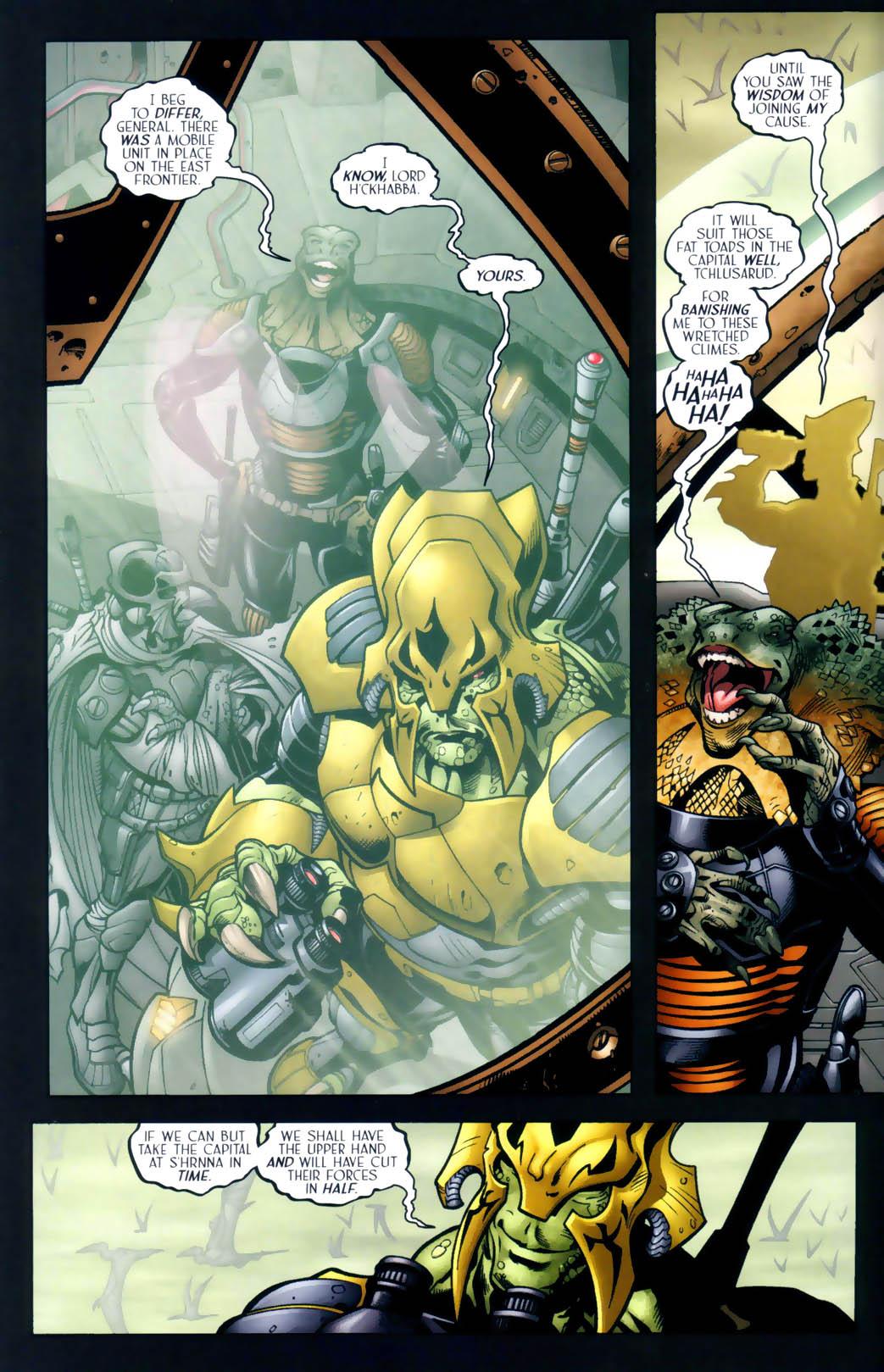 Read online Sigil (2000) comic -  Issue #30 - 13