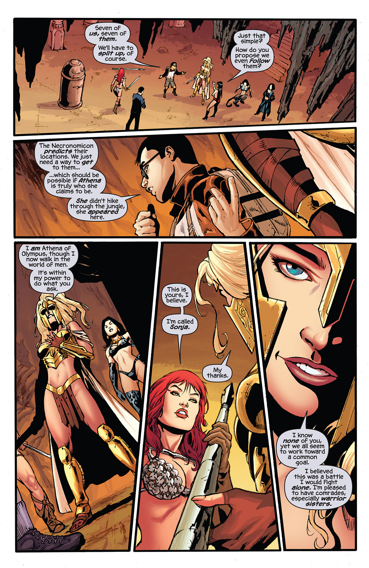 Read online Prophecy comic -  Issue #3 - 13
