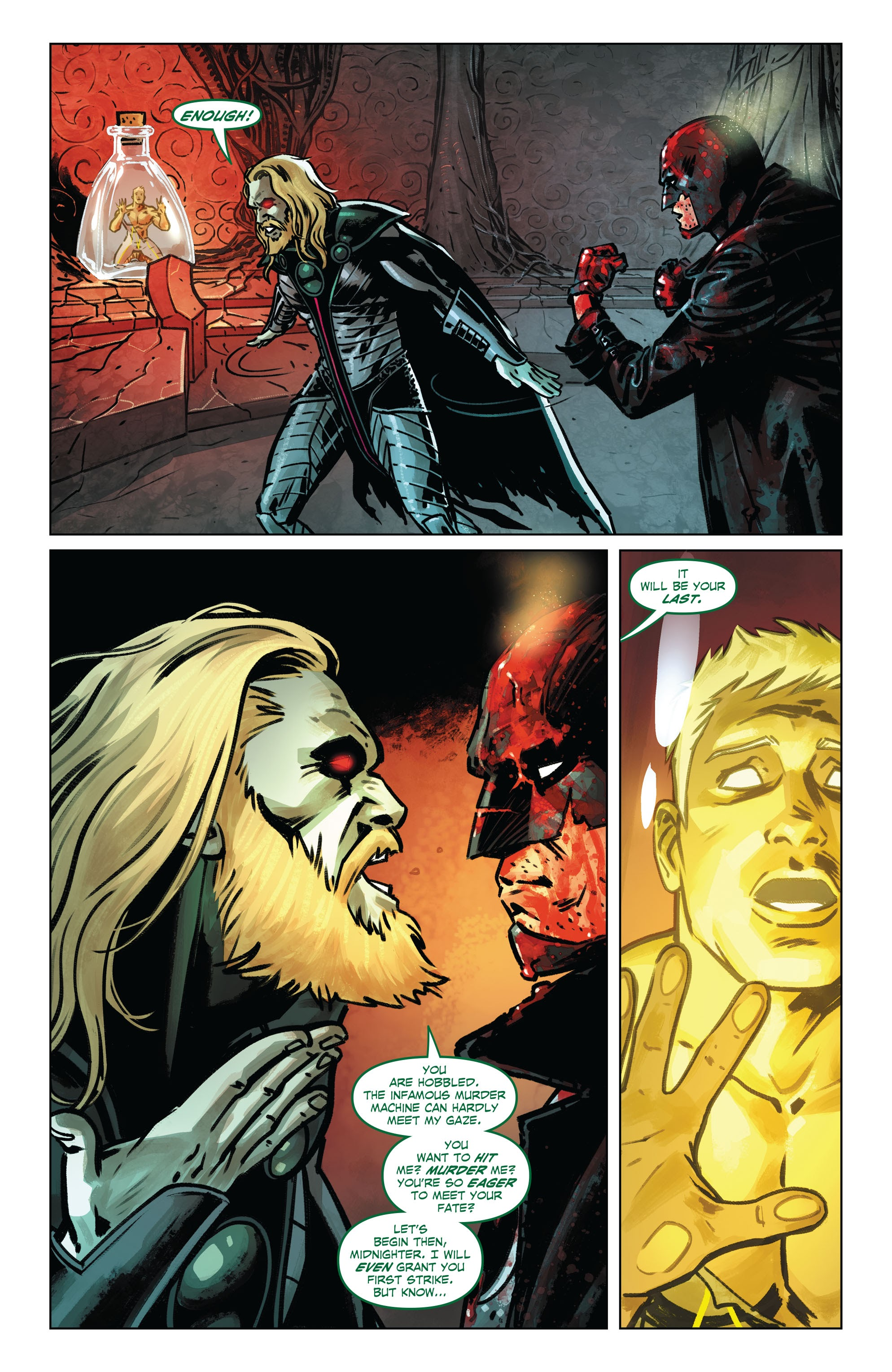 Midnighter and Apollo #_TPB #7 - English 99