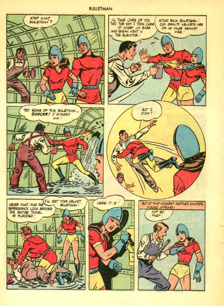 Bulletman issue 16 - Page 7