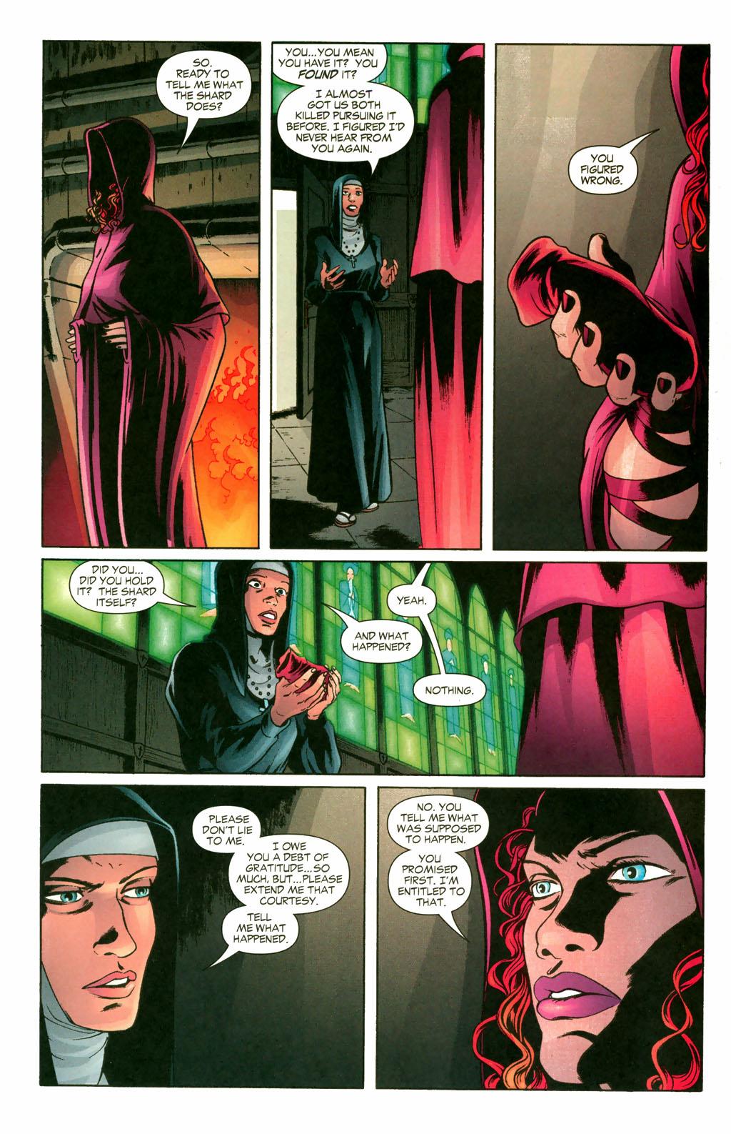 Read online Fallen Angel (2003) comic -  Issue #10 - 8