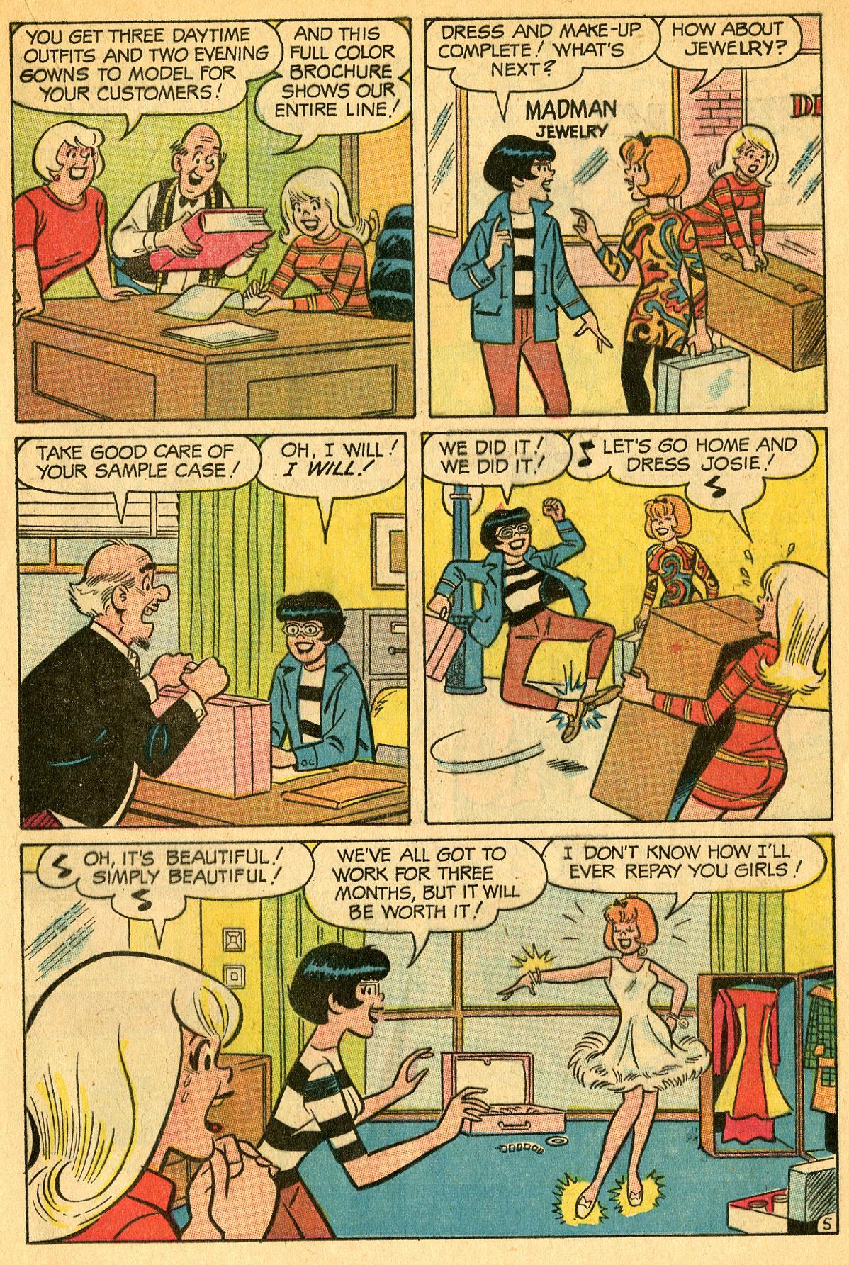 Read online She's Josie comic -  Issue #33 - 17