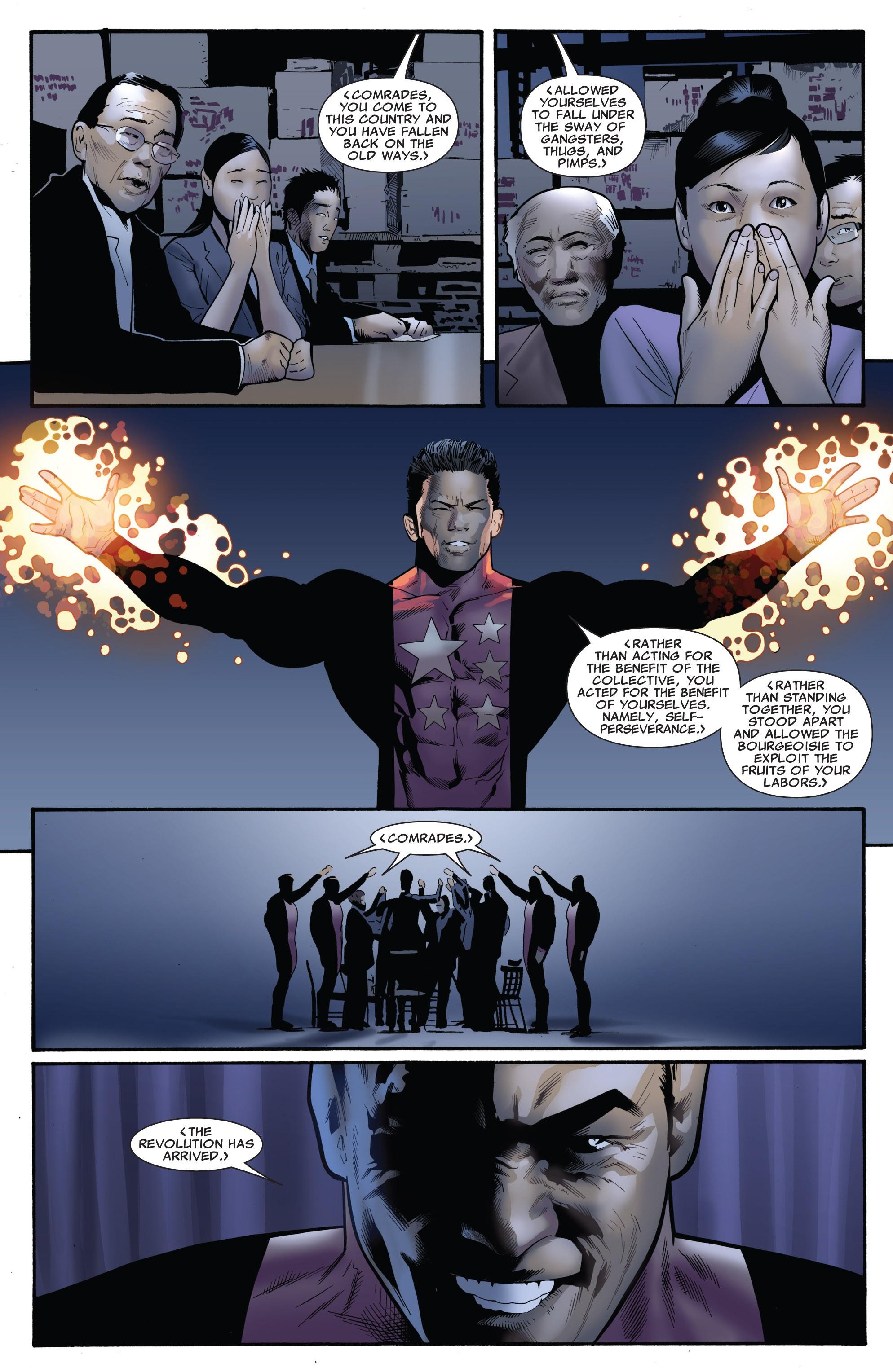 Read online Uncanny X-Men (1963) comic -  Issue #530 - 21