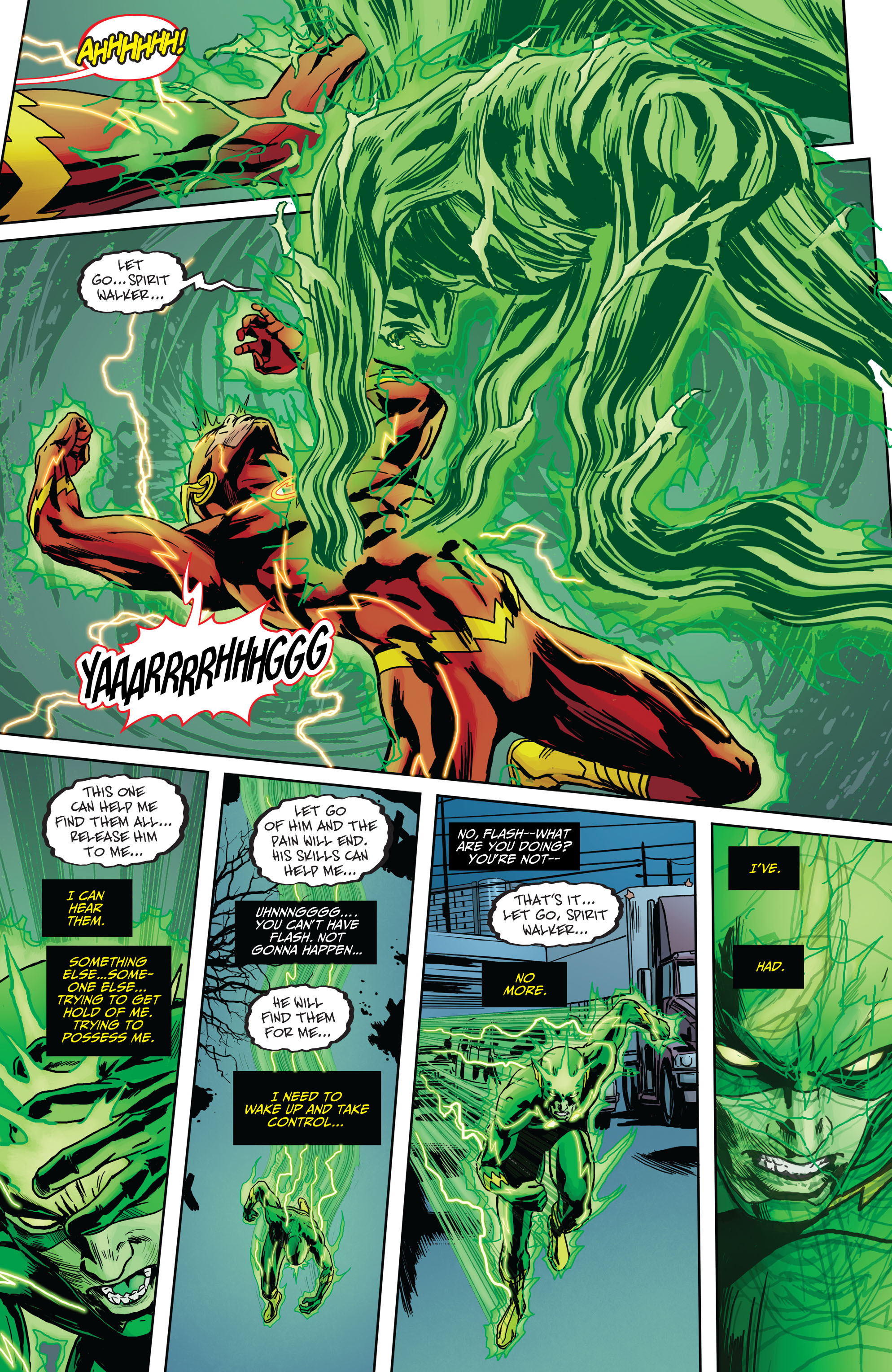 Read online The Flash (2011) comic -  Issue # _TPB 5 - 89