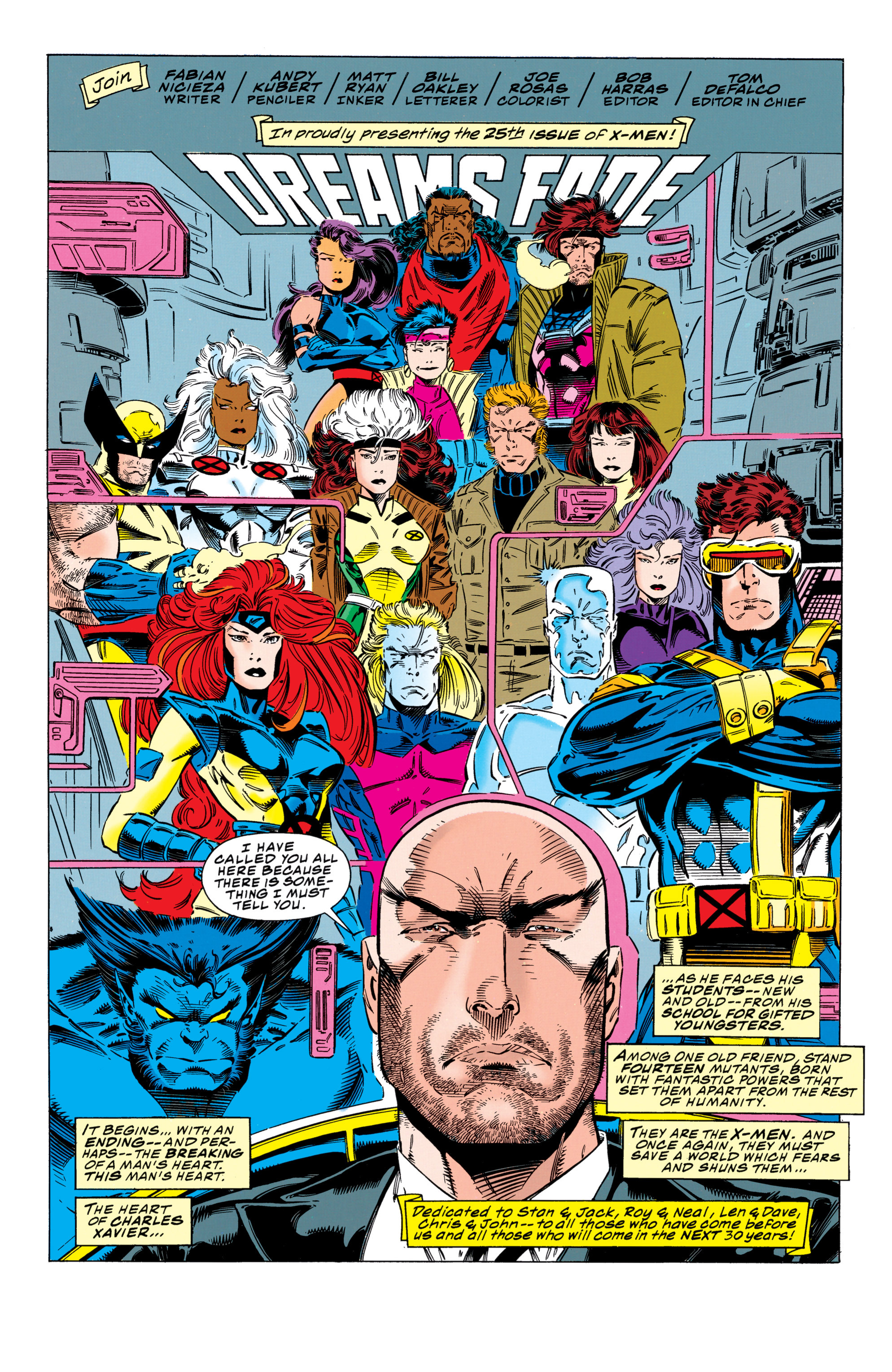 X-Men (1991) 25 Page 9