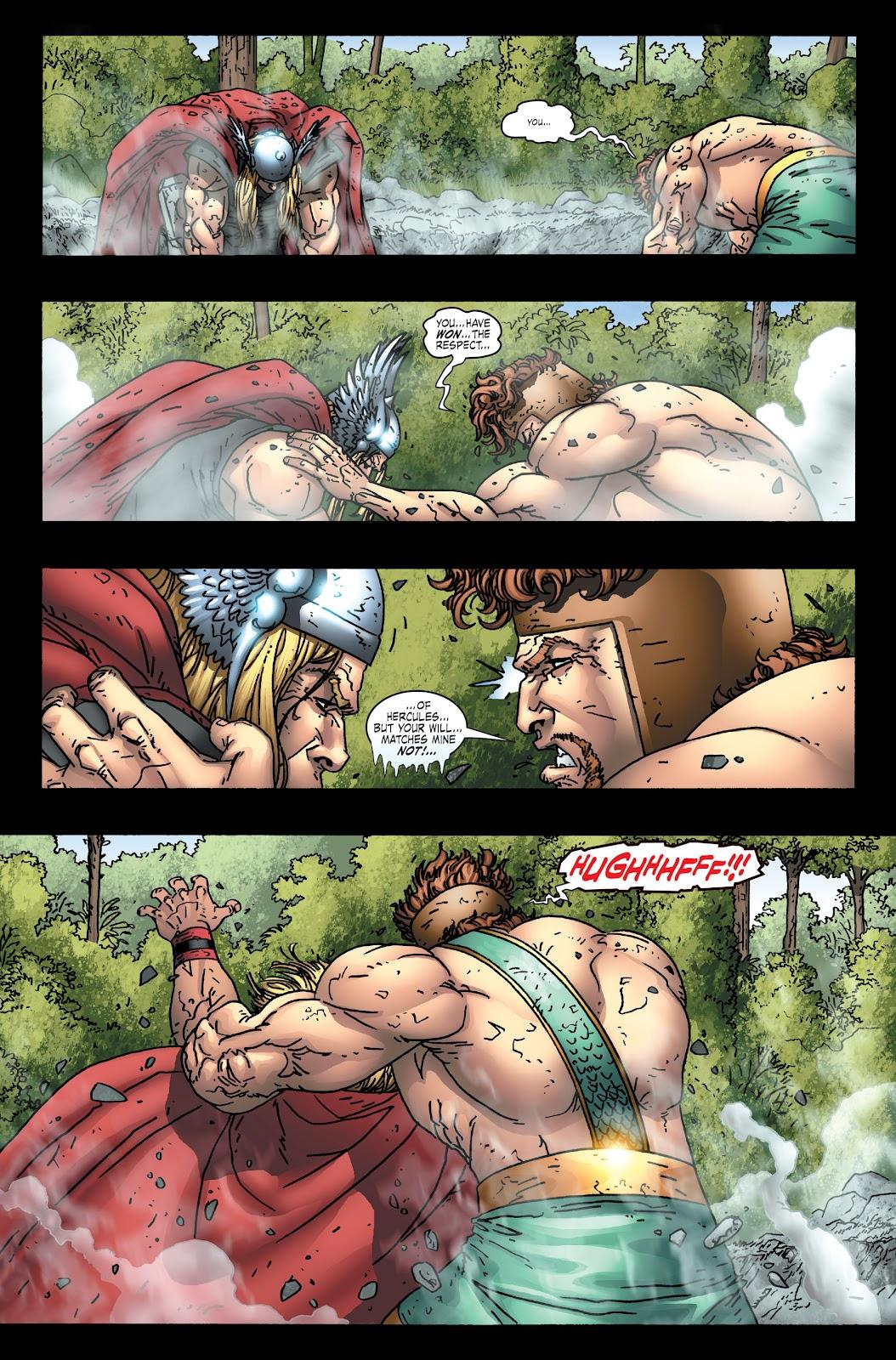 Read online Thor: Ragnaroks comic -  Issue # TPB (Part 1) - 68