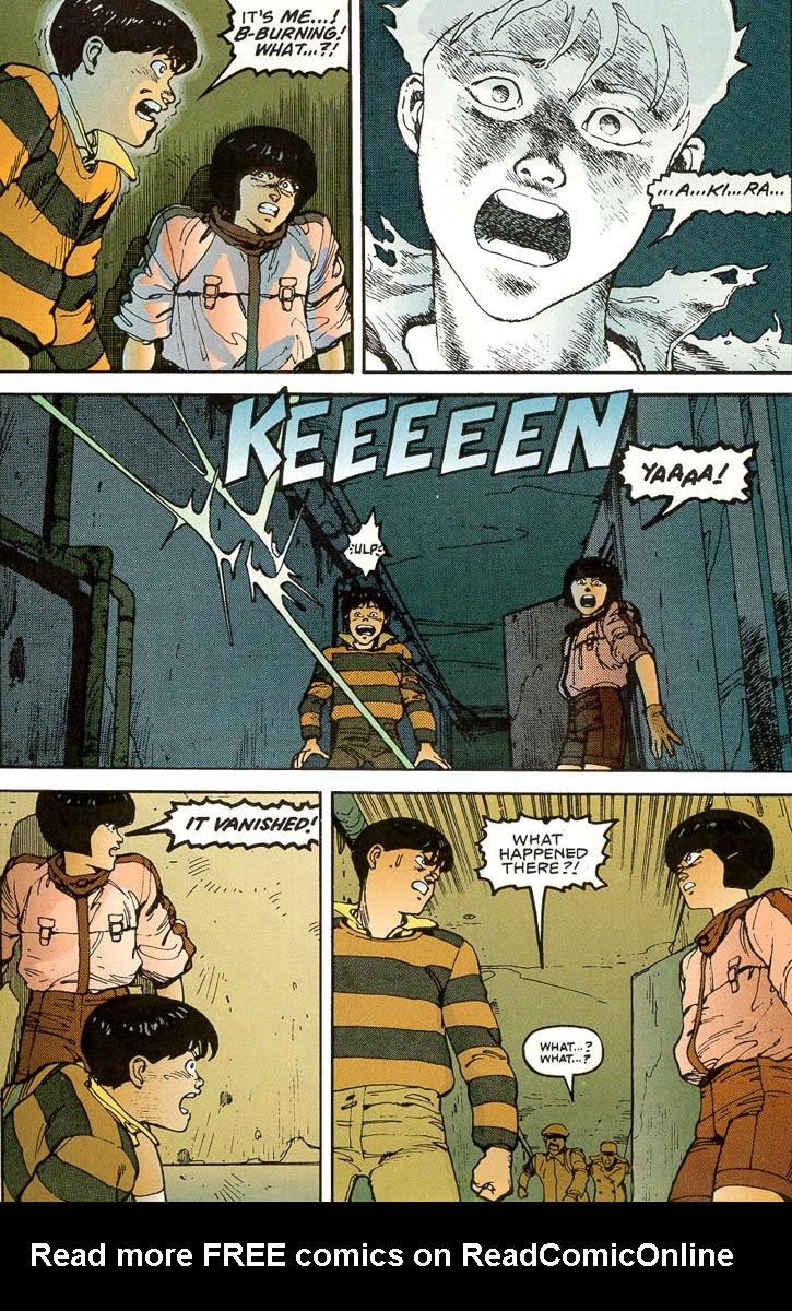 Read online Akira comic -  Issue #3 - 43