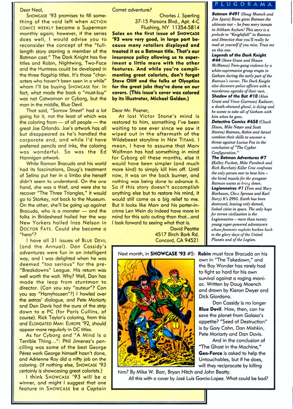 Read online Showcase '93 comic -  Issue #4 - 41