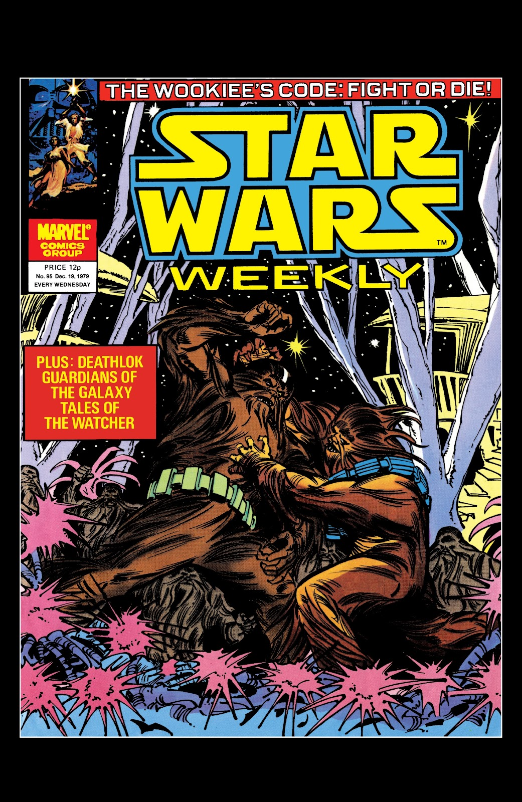 Read online Star Wars Legends: The Original Marvel Years - Epic Collection comic -  Issue # TPB 2 (Part 4) - 19