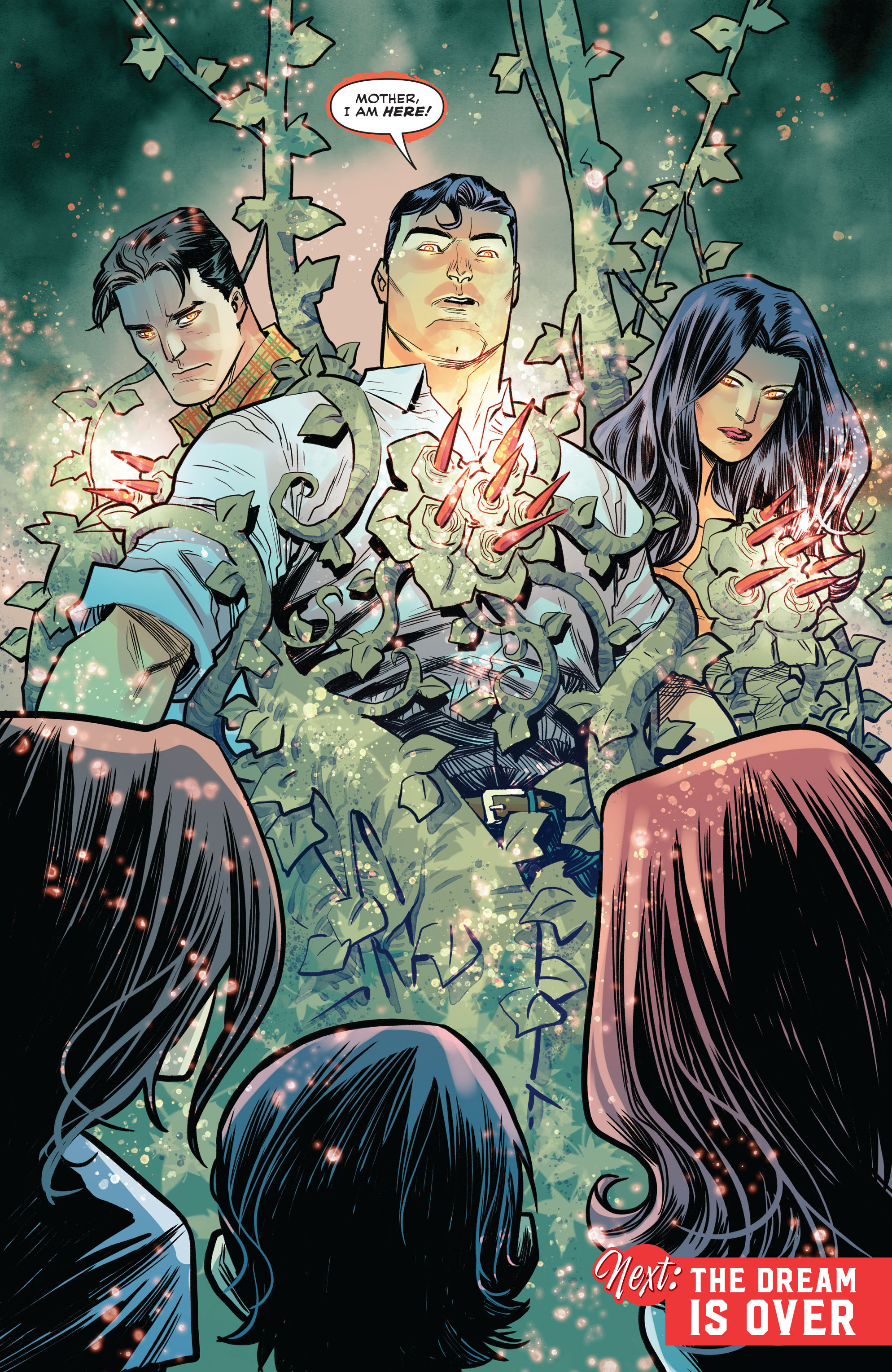 Read online Trinity (2016) comic -  Issue #5 - 19