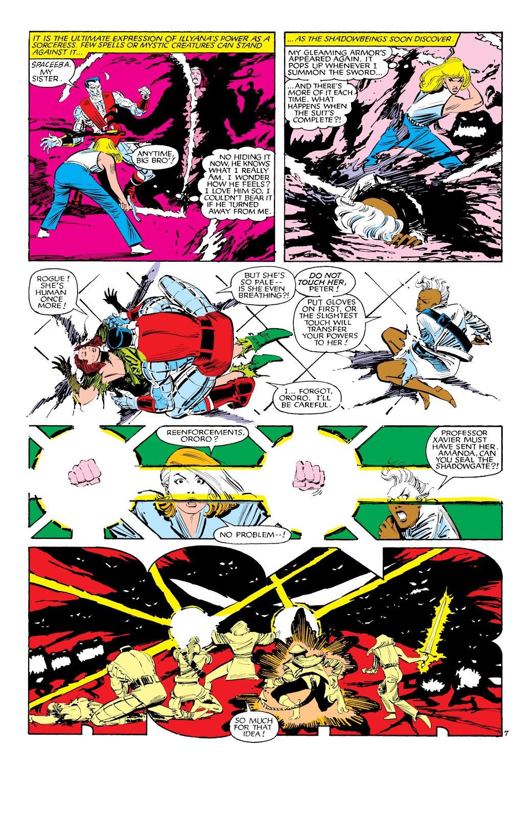 Uncanny X-Men (1963) issue 188 - Page 8