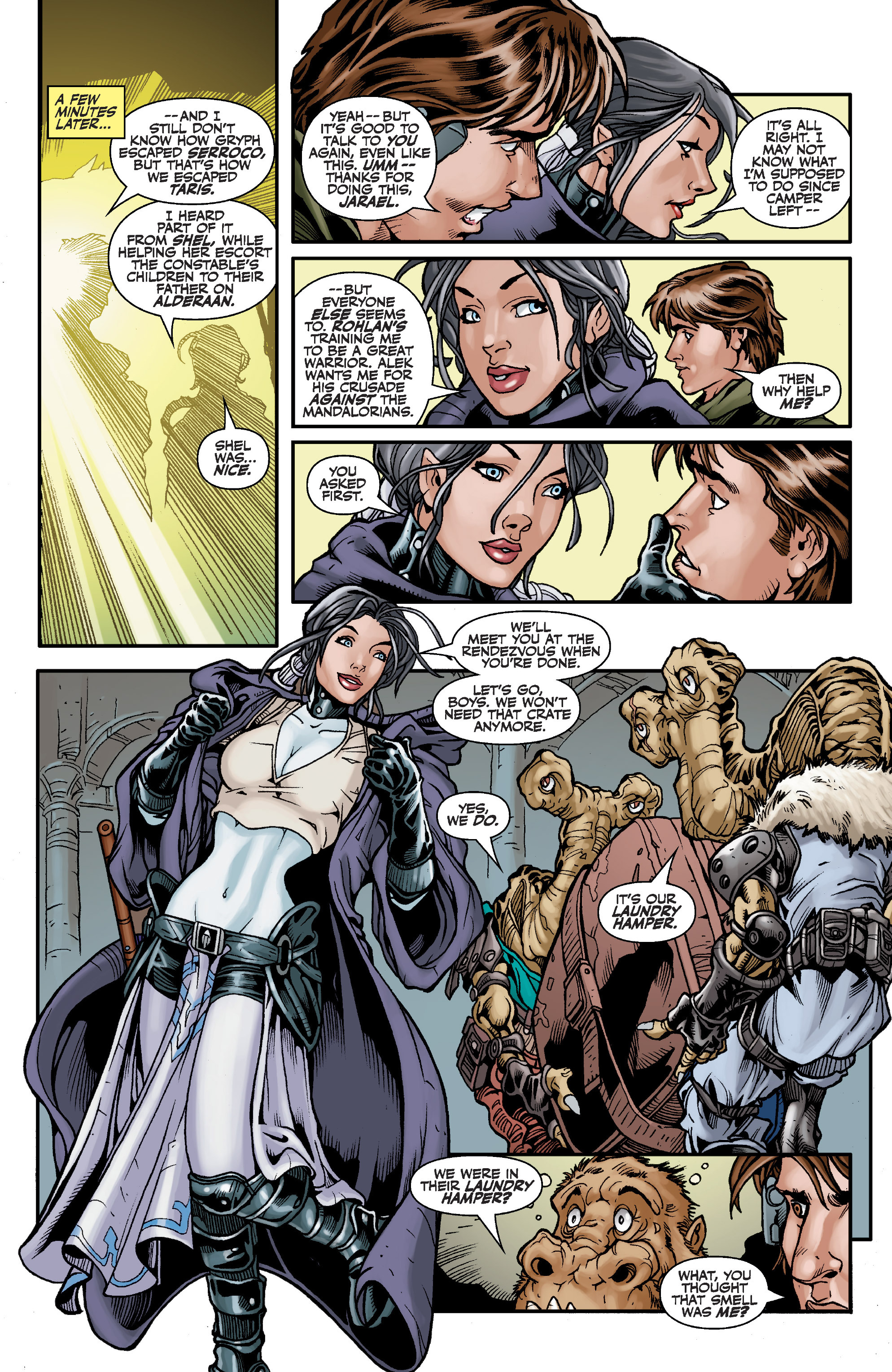Read online Star Wars Omnibus comic -  Issue # Vol. 32 - 247