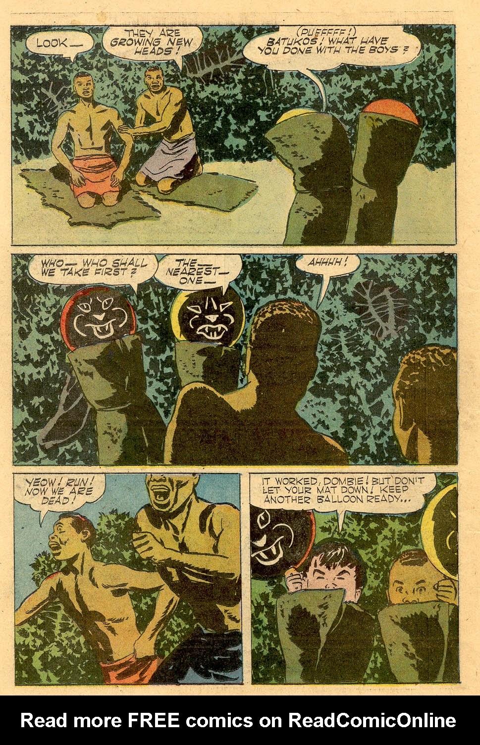 Tarzan (1948) issue 119 - Page 22