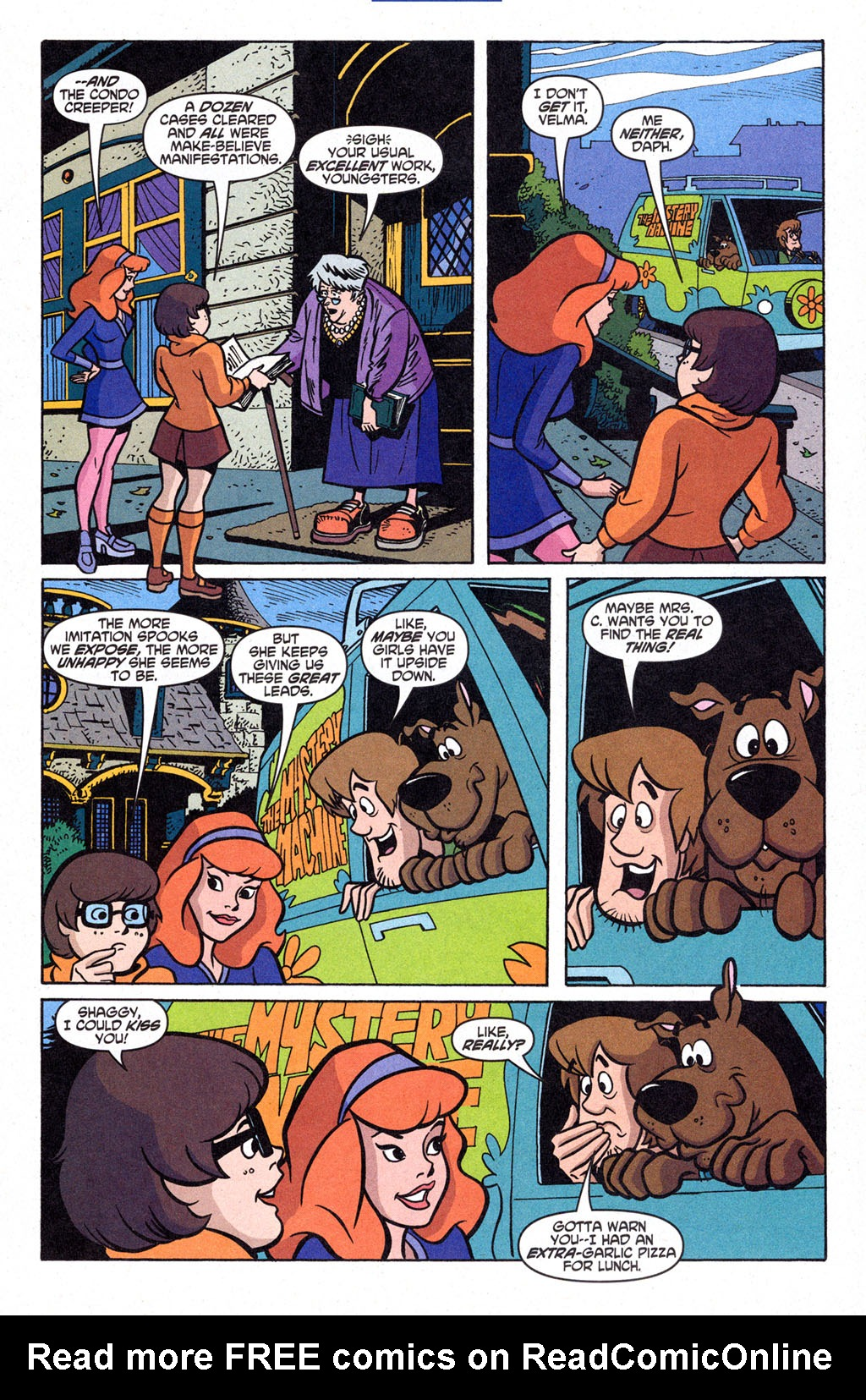 Read online Scooby-Doo (1997) comic -  Issue #98 - 8
