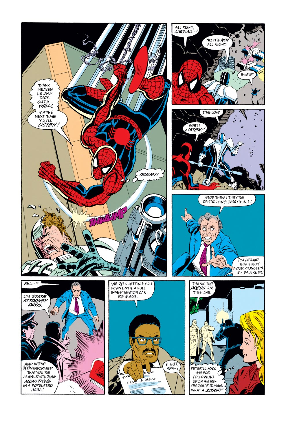 The Amazing Spider-Man (1963) 360 Page 21