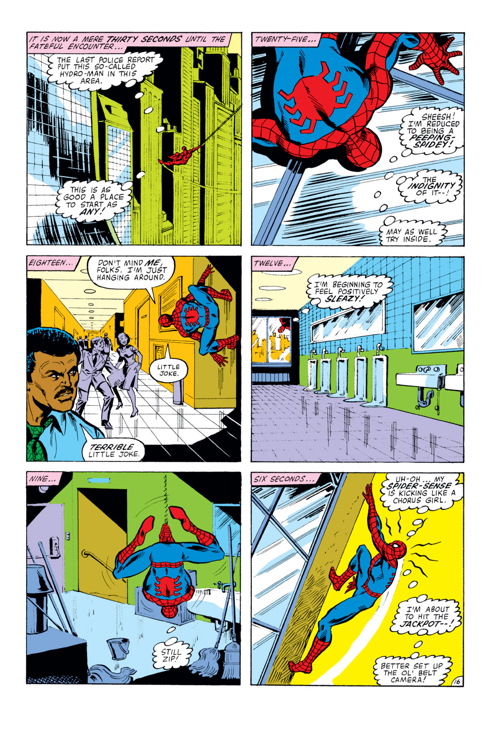 The Amazing Spider-Man (1963) 212 Page 16