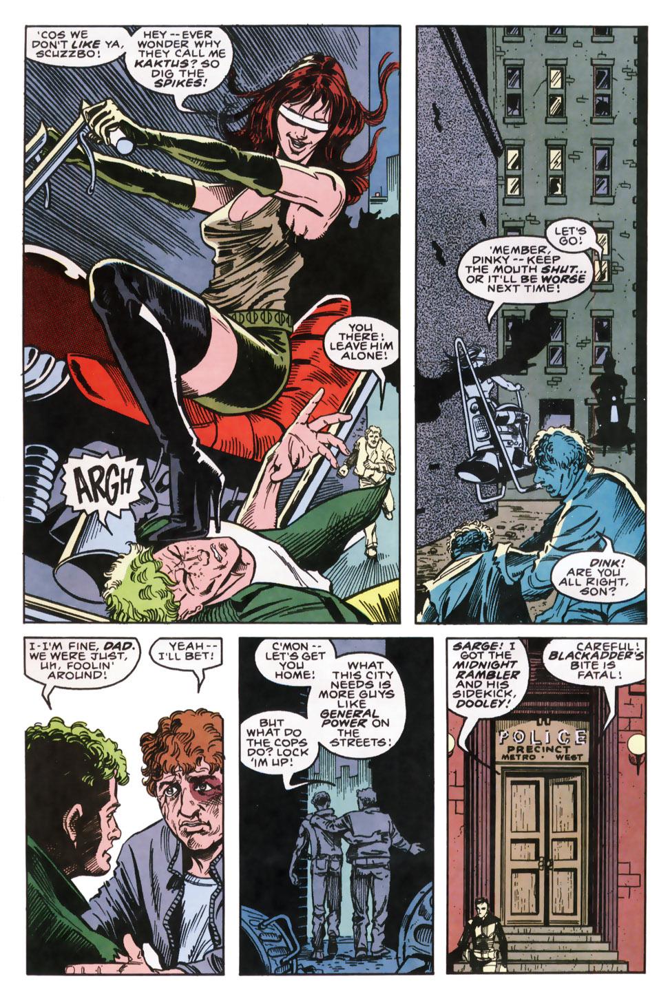 Read online Robocop (1990) comic -  Issue #9 - 8