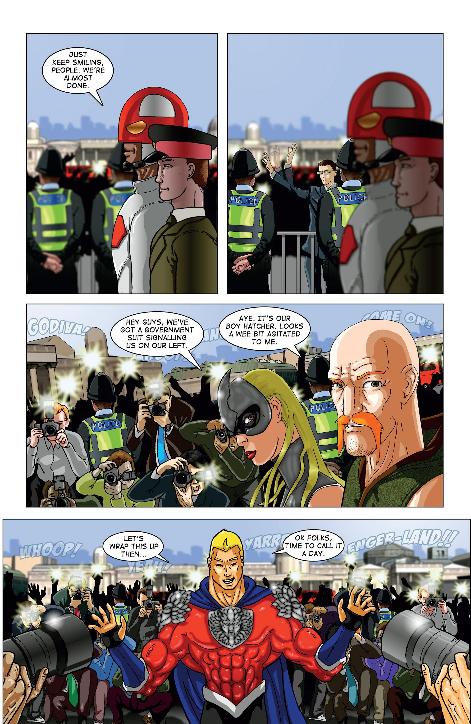 Read online Vanguard (2015) comic -  Issue #1 - 10