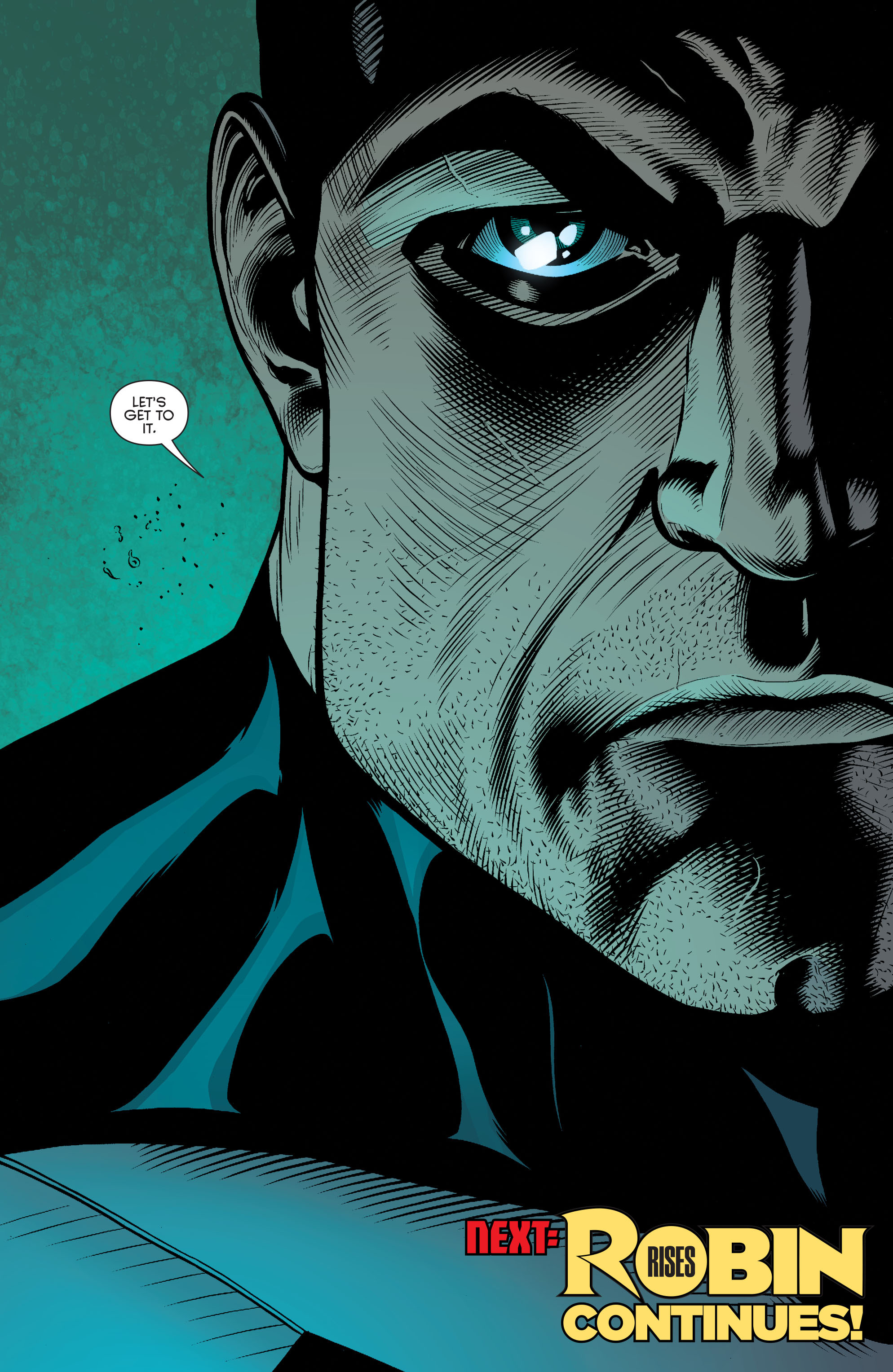 Read online Batman and Robin (2011) comic -  Issue #33 - 20