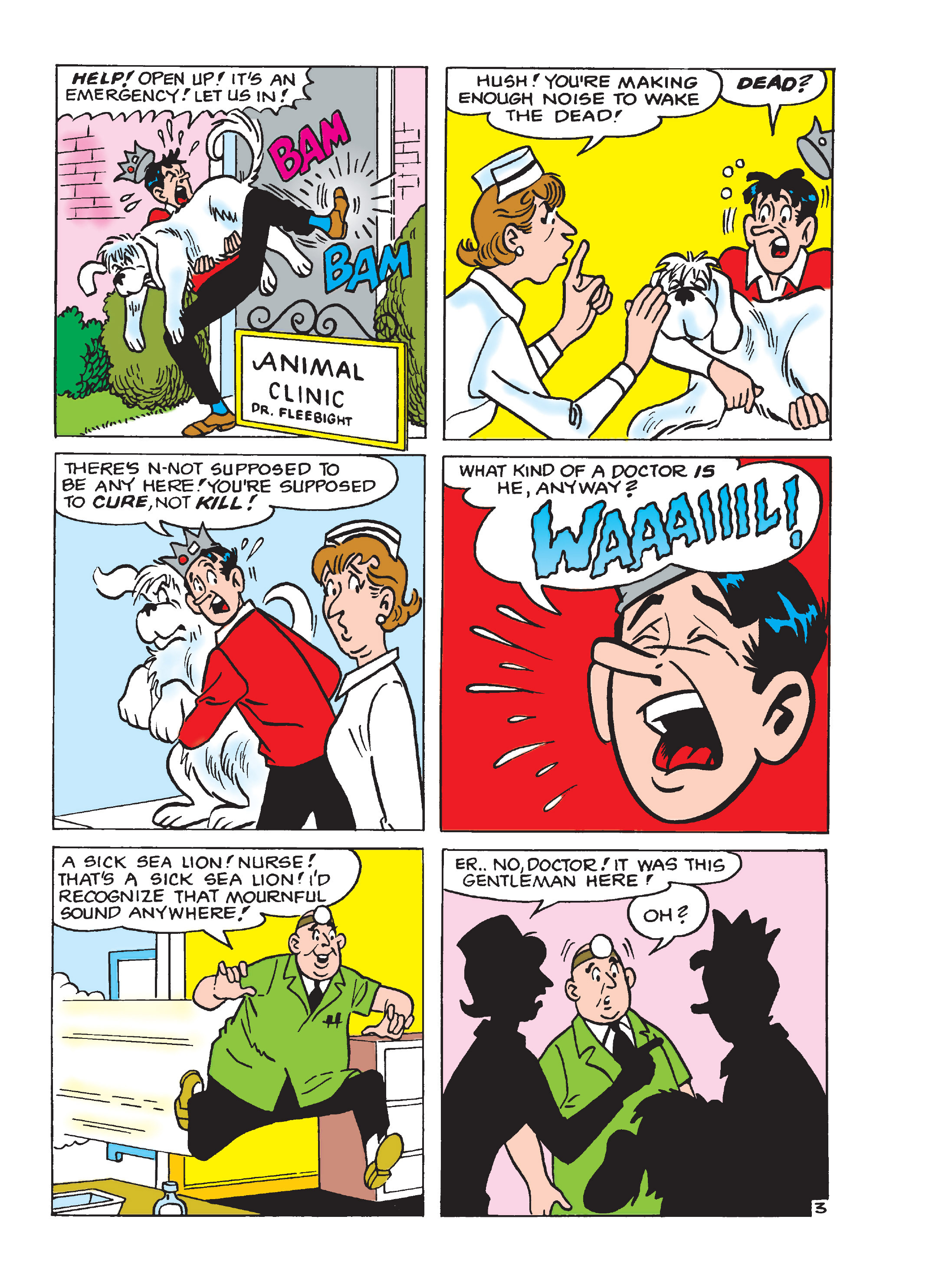 Read online World of Archie Double Digest comic -  Issue #55 - 31