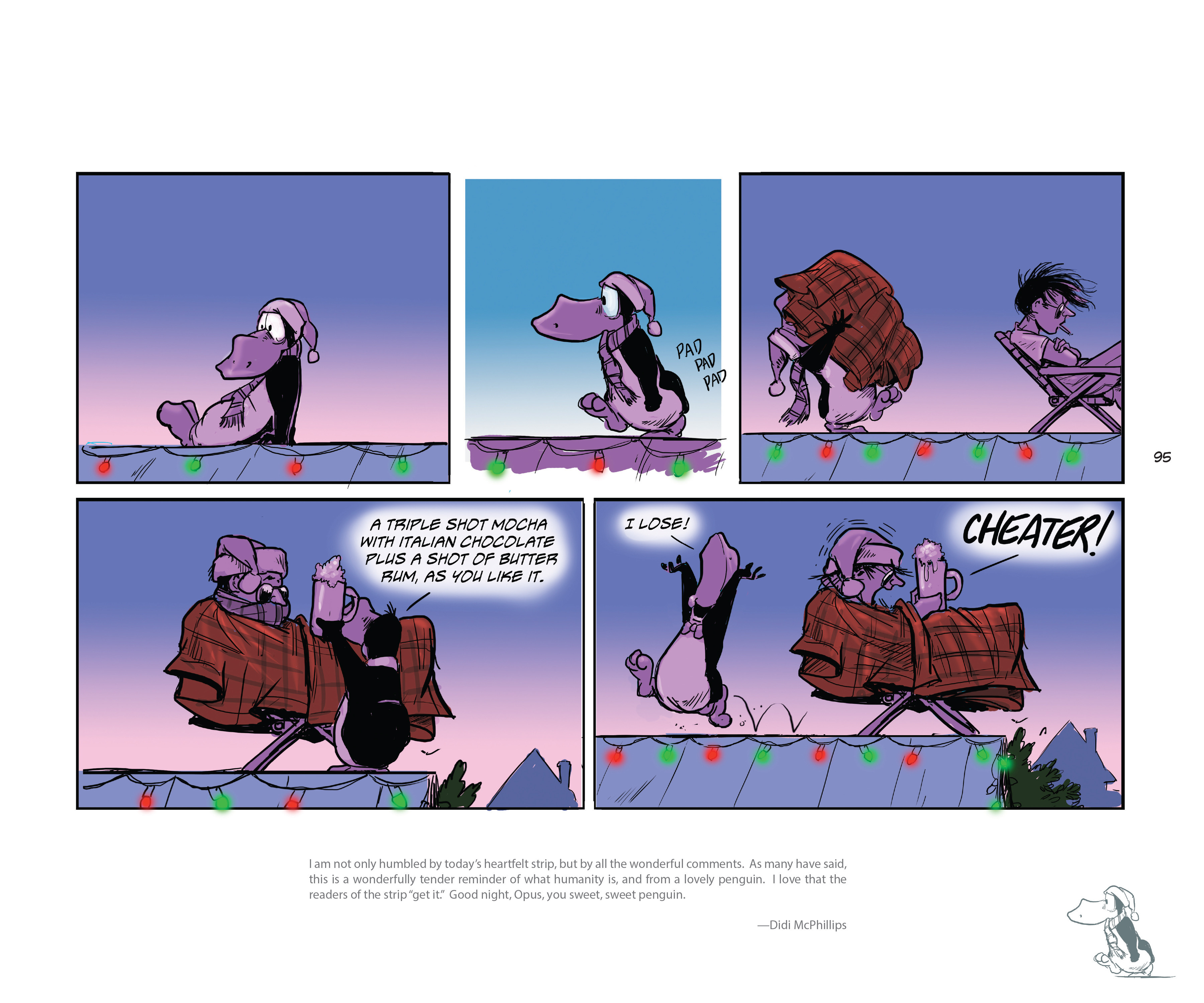 Read online Bloom County Episode XI: A New Hope comic -  Issue # Full - 97