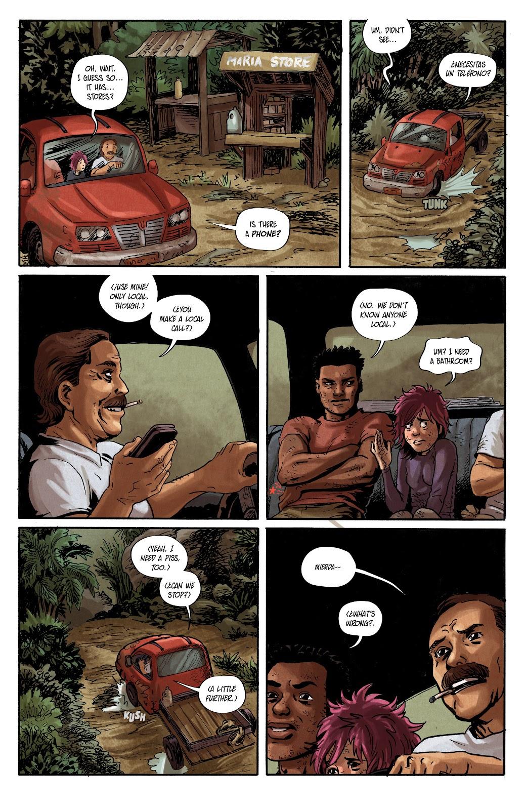 No Mercy Issue #7 #7 - English 10