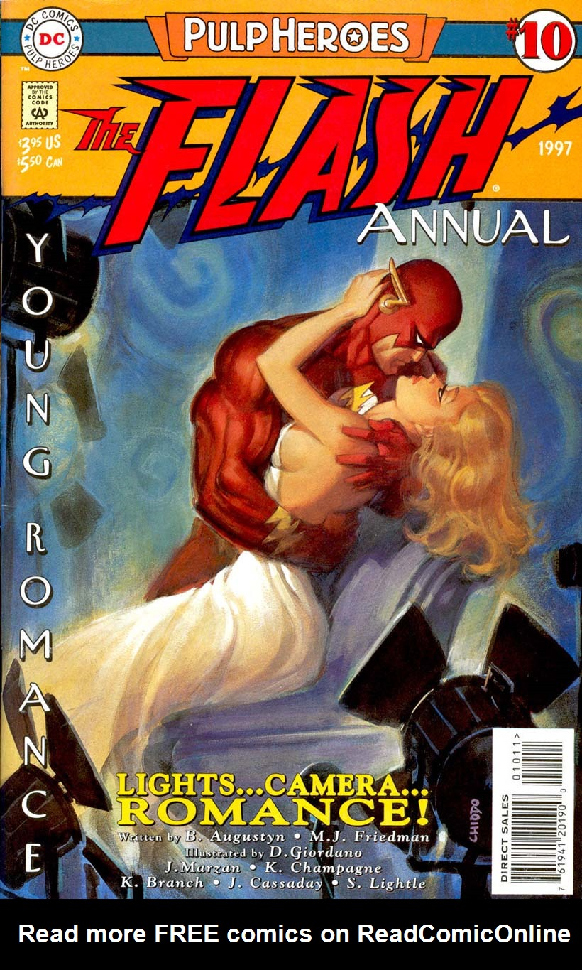Read online The Flash (1987) comic -  Issue # _Annual 10 - 1