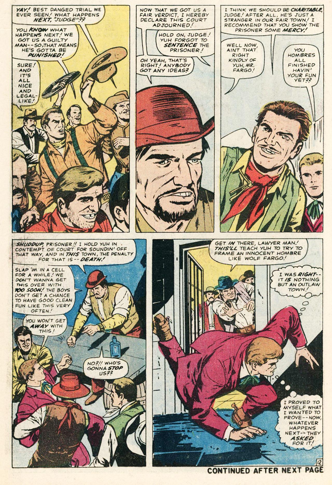 Read online Two-Gun Kid comic -  Issue #95 - 18