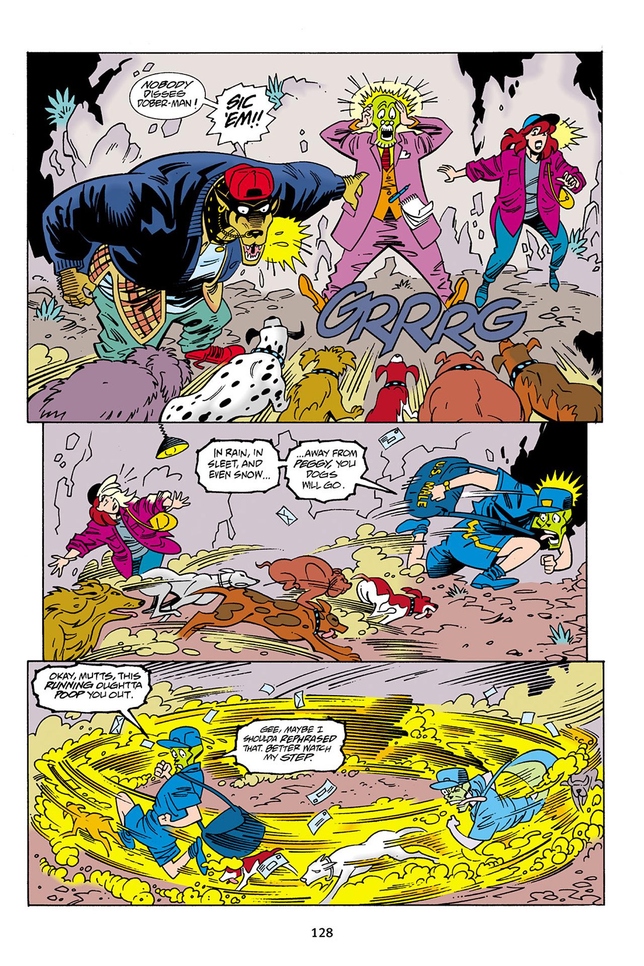 Read online Adventures Of The Mask Omnibus comic -  Issue #Adventures Of The Mask Omnibus Full - 128