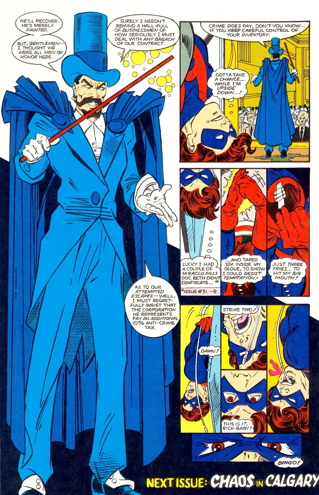 Infinity Inc. (1984) issue 35 - Page 30