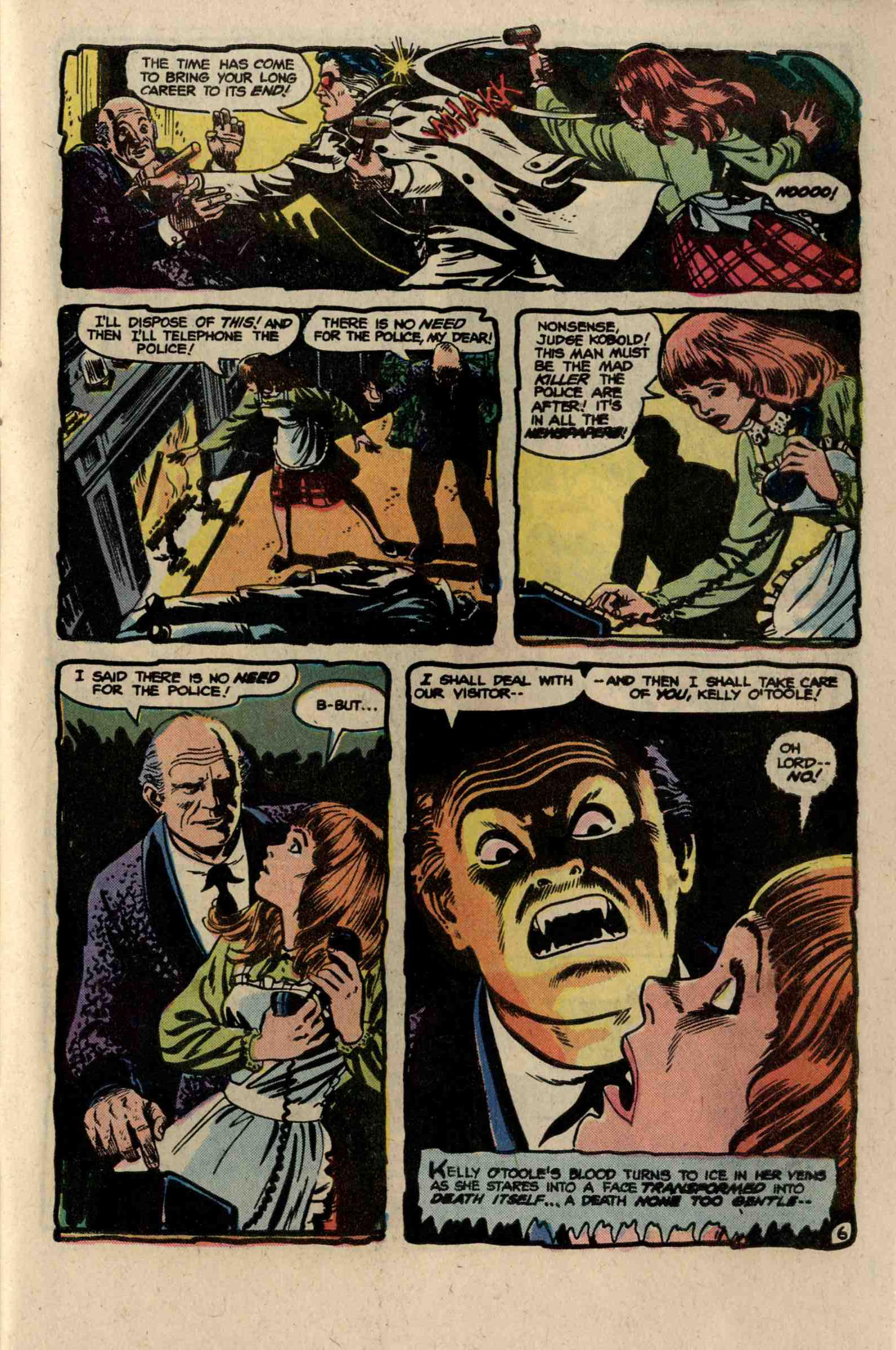 Read online Secrets of Haunted House comic -  Issue #31 - 31